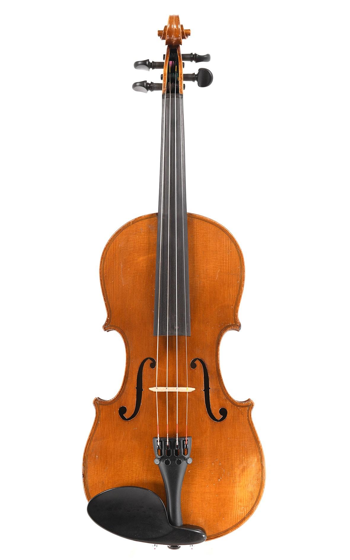 3/4 Geige aus Mittenwald von J. A. Baader