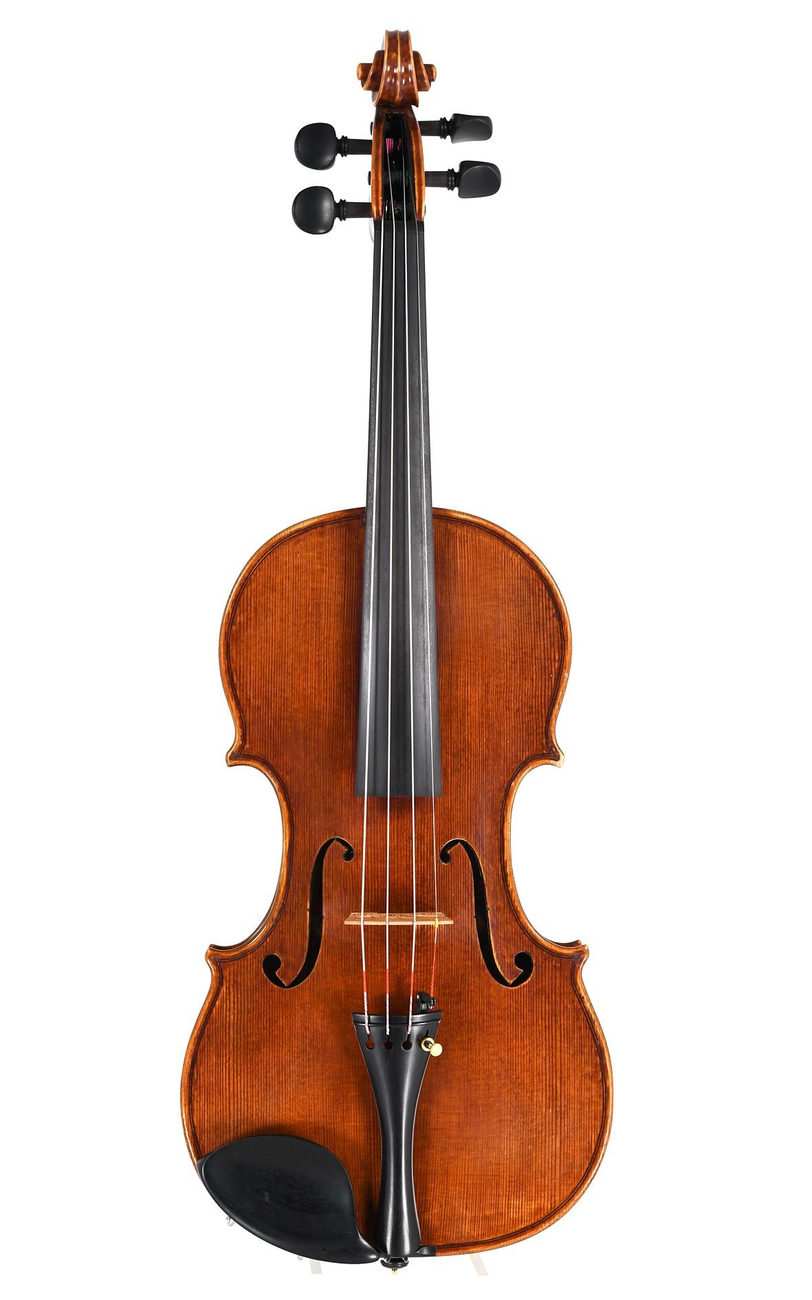 Elspeth Noble: Englische Geige nach Guarneri, 1991 - Decke