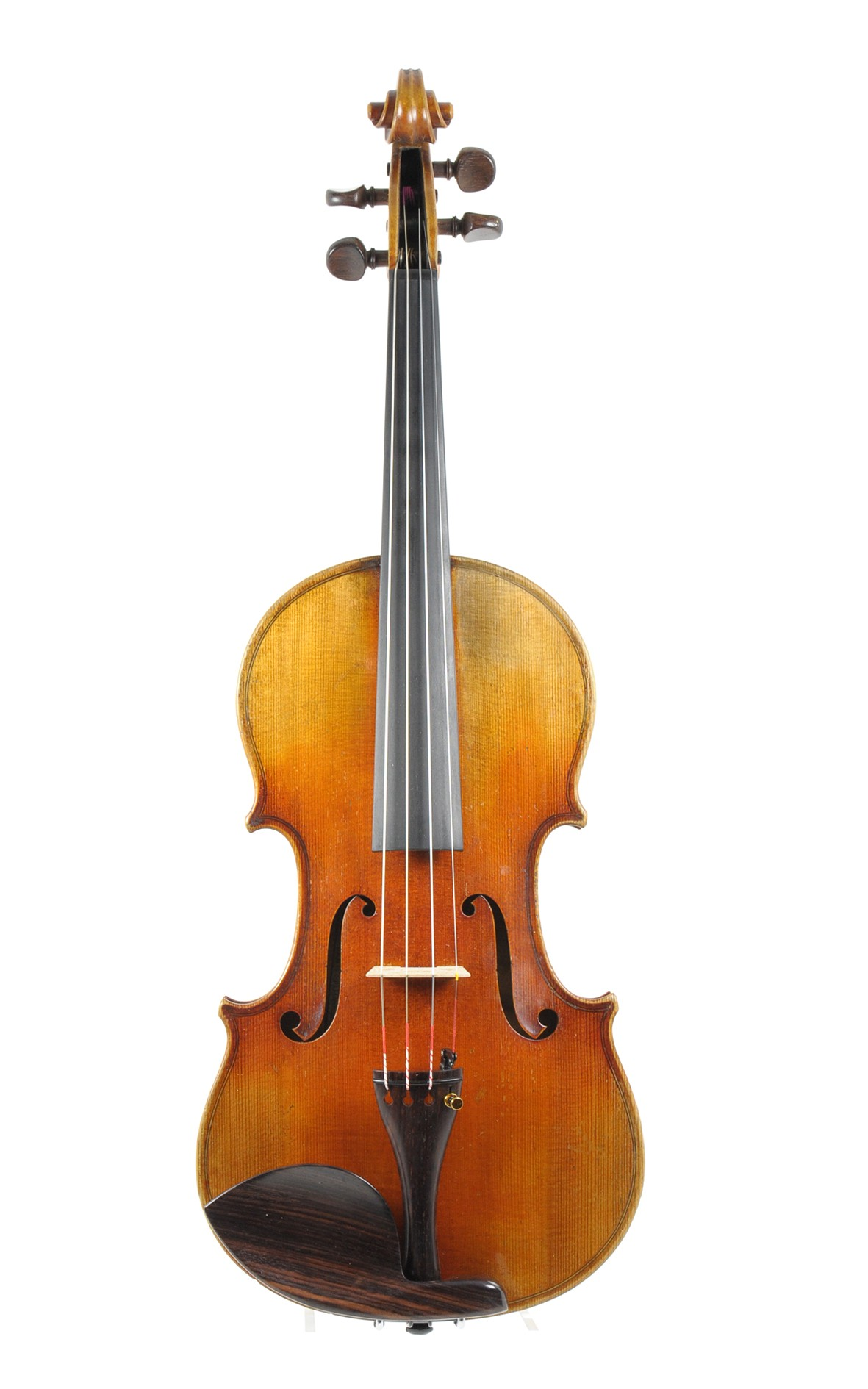 C. A. Wunderlich, anonymous master violin, 1920 approx. - top