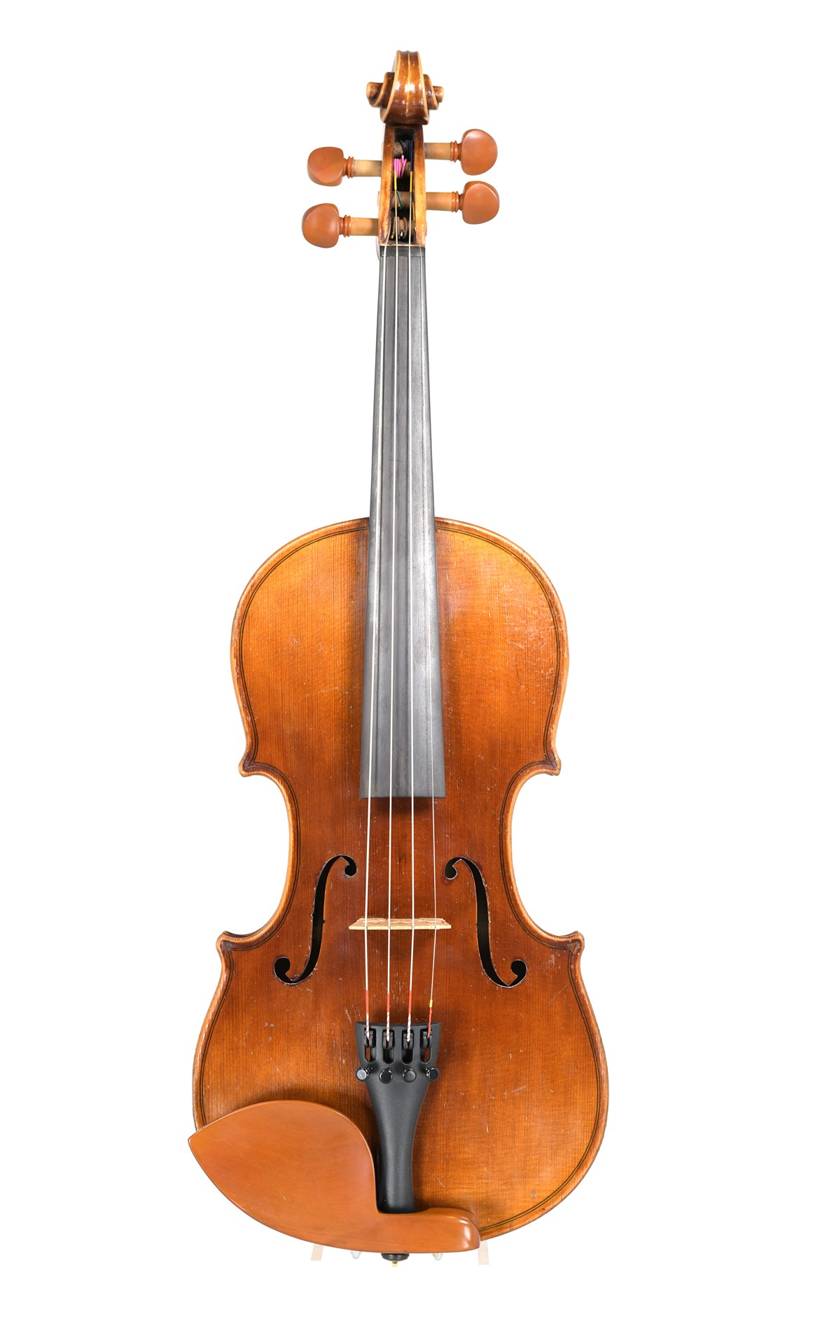 3/4 violin by E. L. Gütter