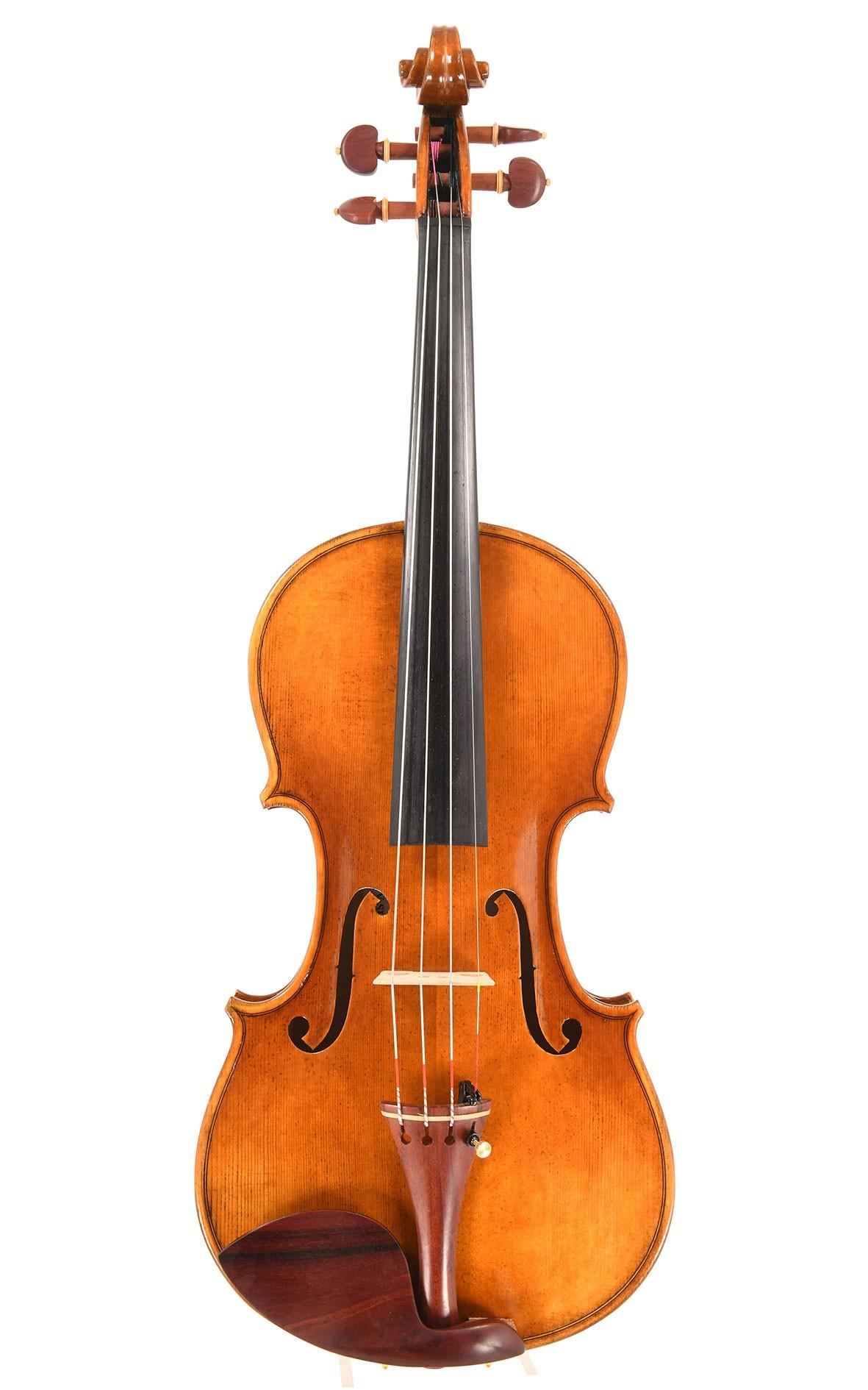 CV Selectio Master violin opus 17