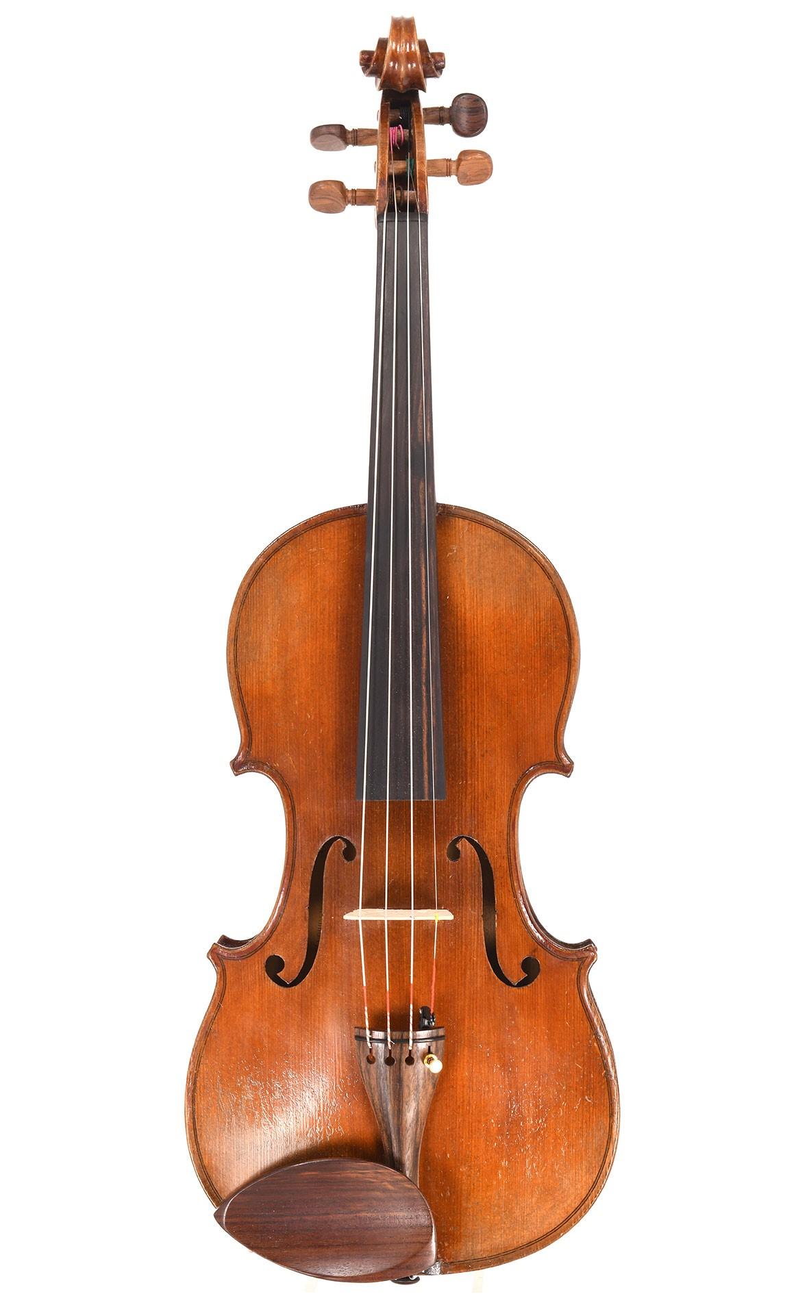 Antike französische Geige aus Mirecourt