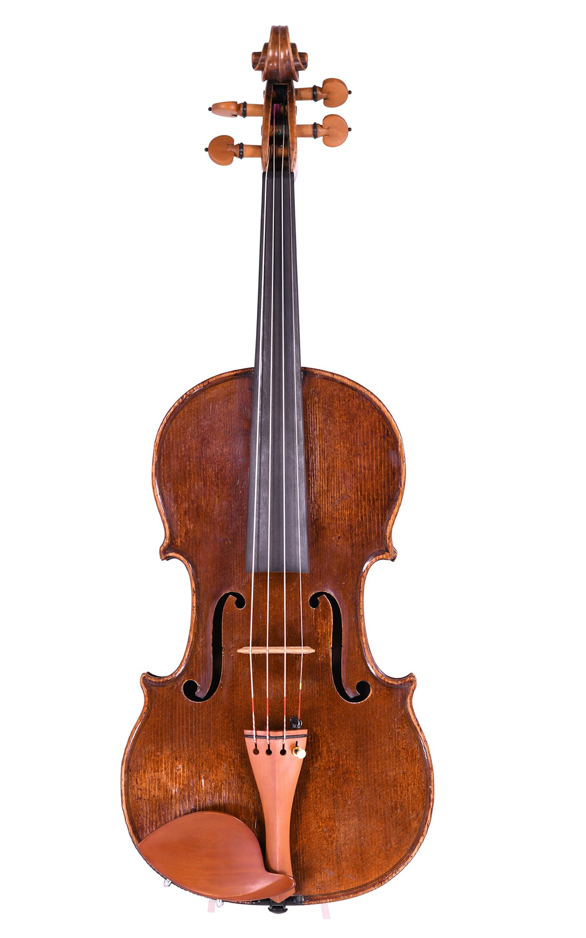 Didier Nicolas (L'Ainé), Französische Geige, um 1820 - Decke
