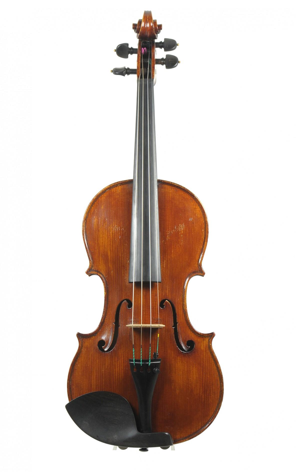 Fernando Montavoci, seltene italienische Geige, 1926