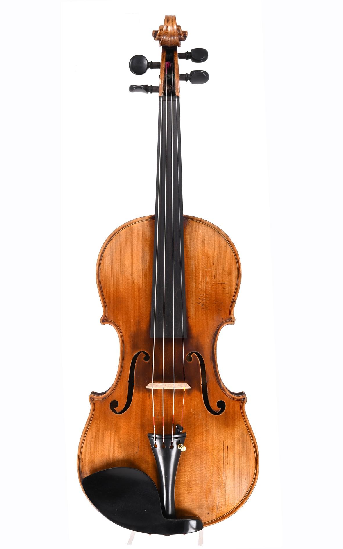 Robert Reinert: Swiss master violin