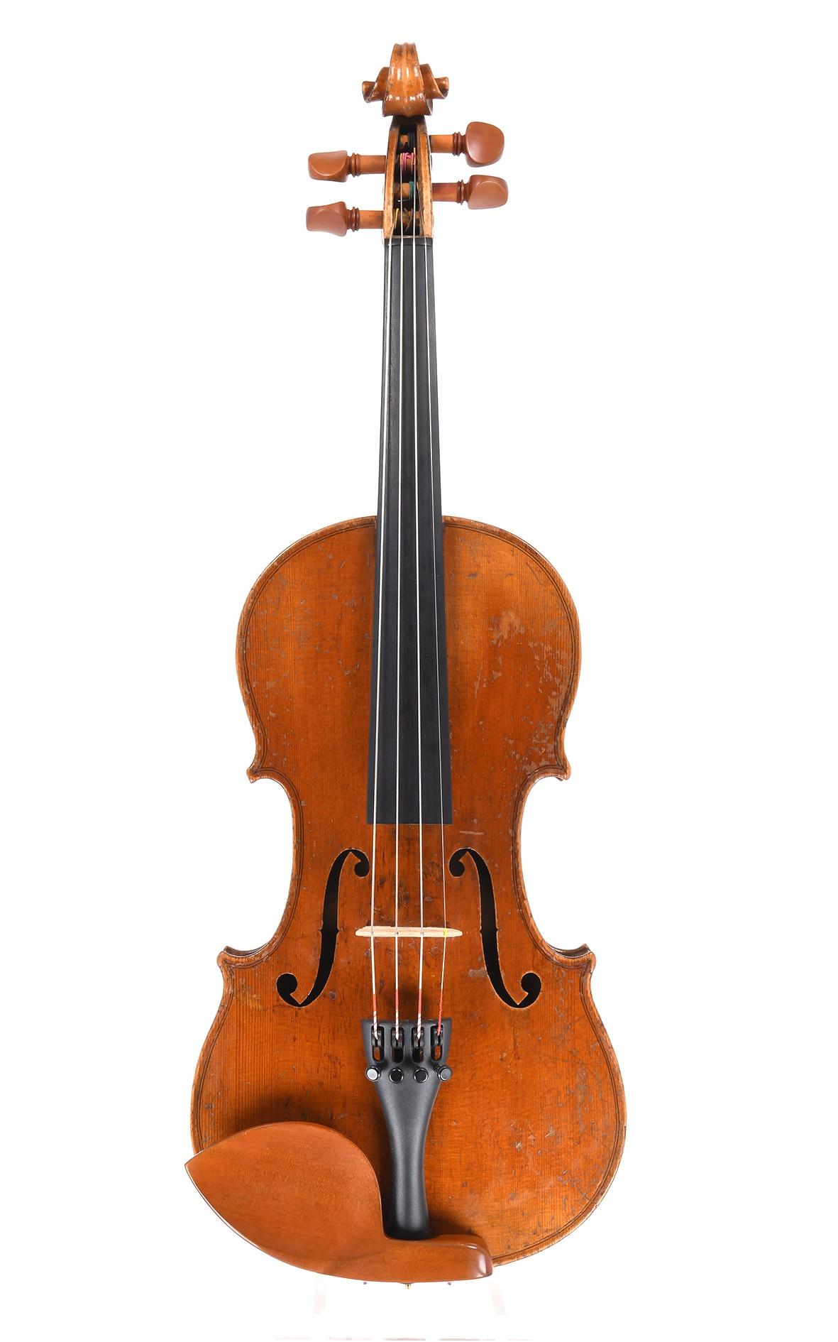 "Nicolas Vuillaume ""Stentor"" - rare French 3/4 violin"