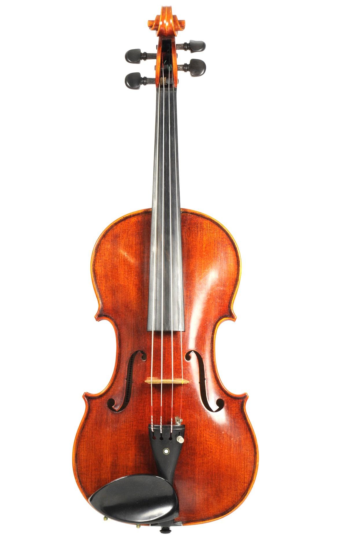 Master violin by Anton Karner Mittenwald
