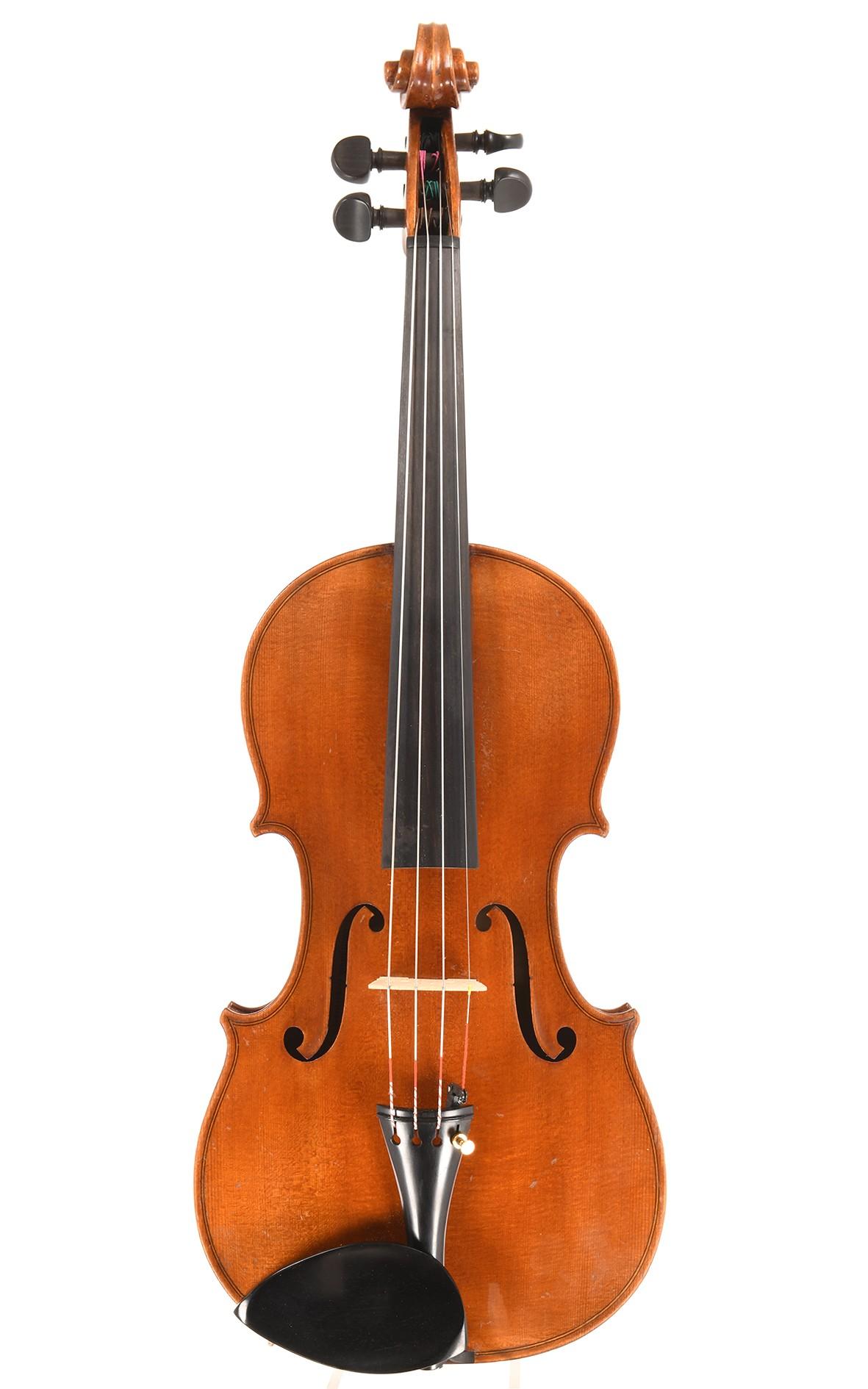 Violon de Josef Bitterer de Mittenwald