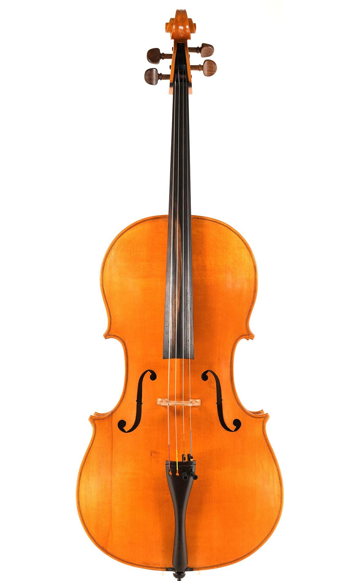 Ancien violoncelle anglais de Edward Cobbold, 1996