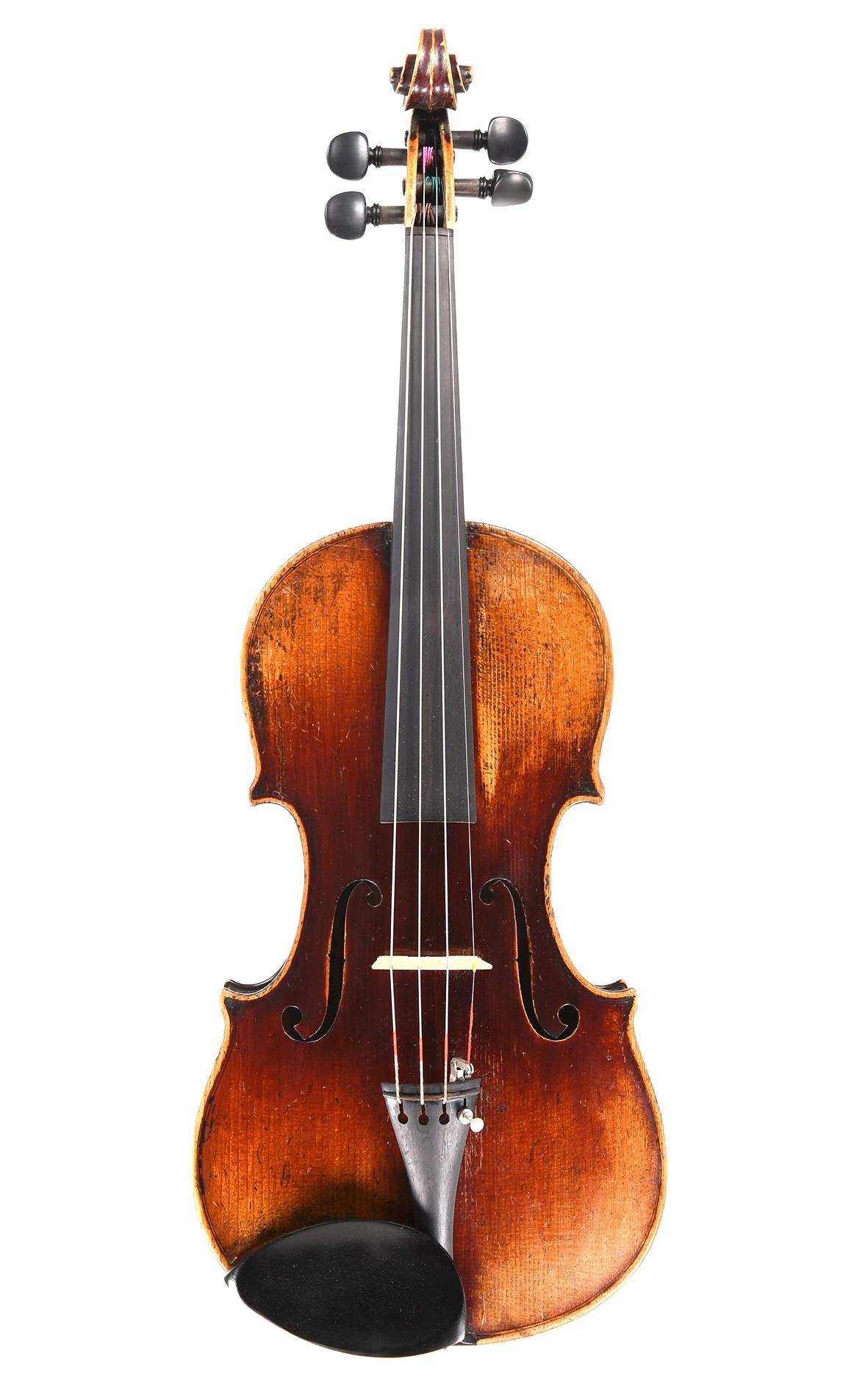 Neuner & Hornsteiner Geige aus dem Jahr 1882