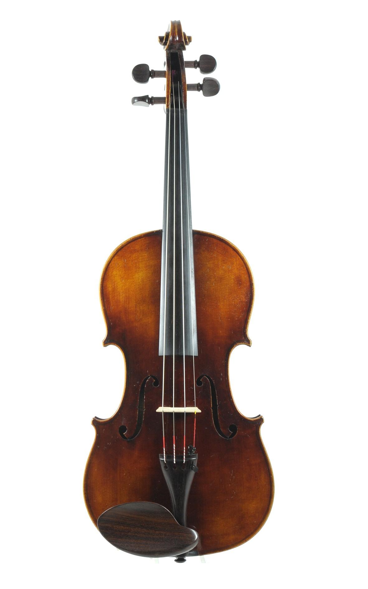 C. A. Glier sen., Geige um 1900 - Decke