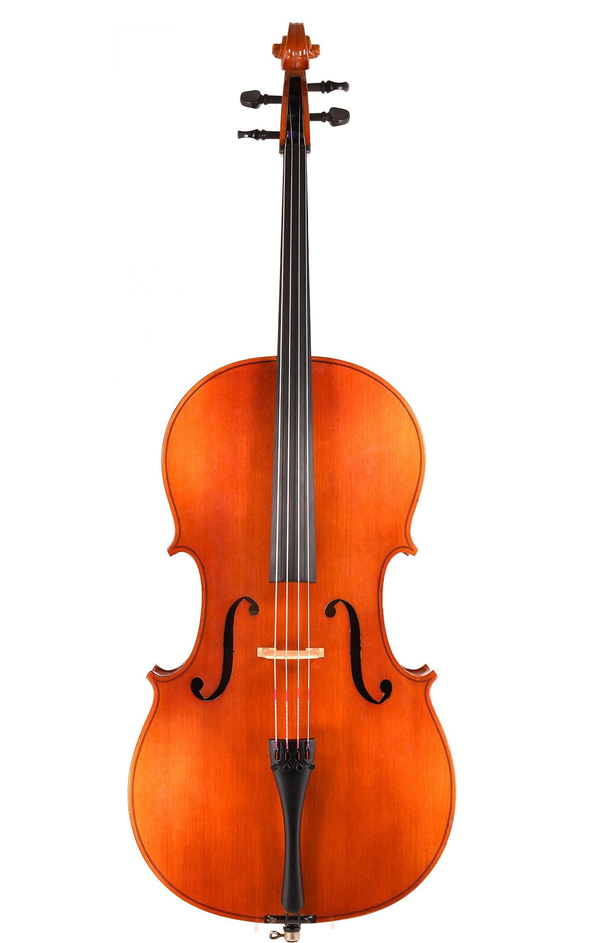 Deutsches Cello aus den Hopf-Werkstätten, Taunusstein-Wehen