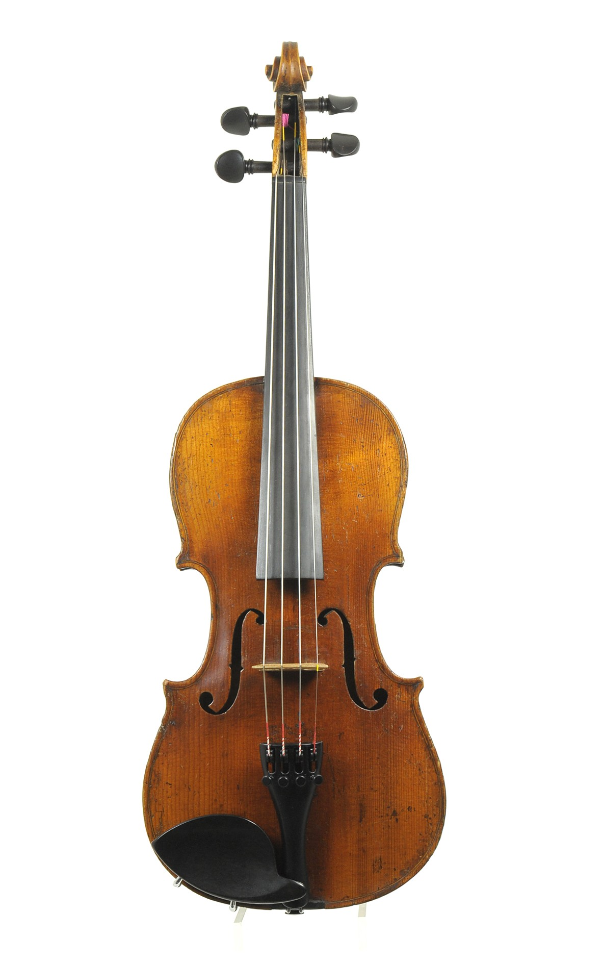 3/4 violin, Hopf workshop Klingenthal, 19th century
