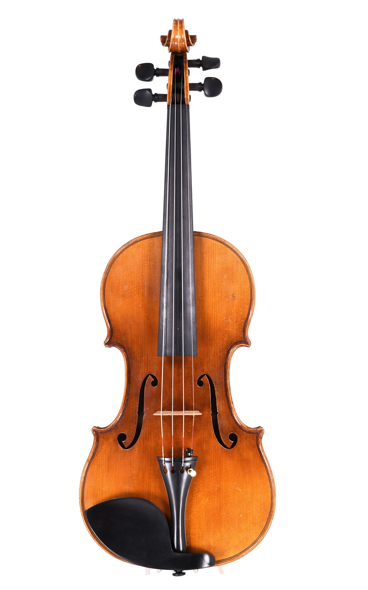 Neuner & Hornsteiner violin.