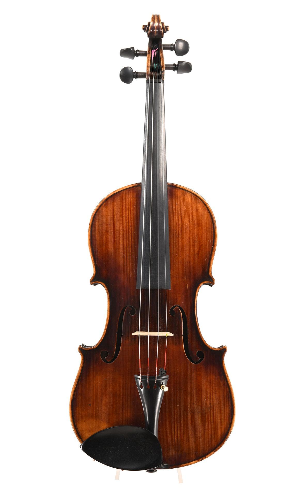 Antike deutsche Geige von Schuster & Co., Markneukirchen