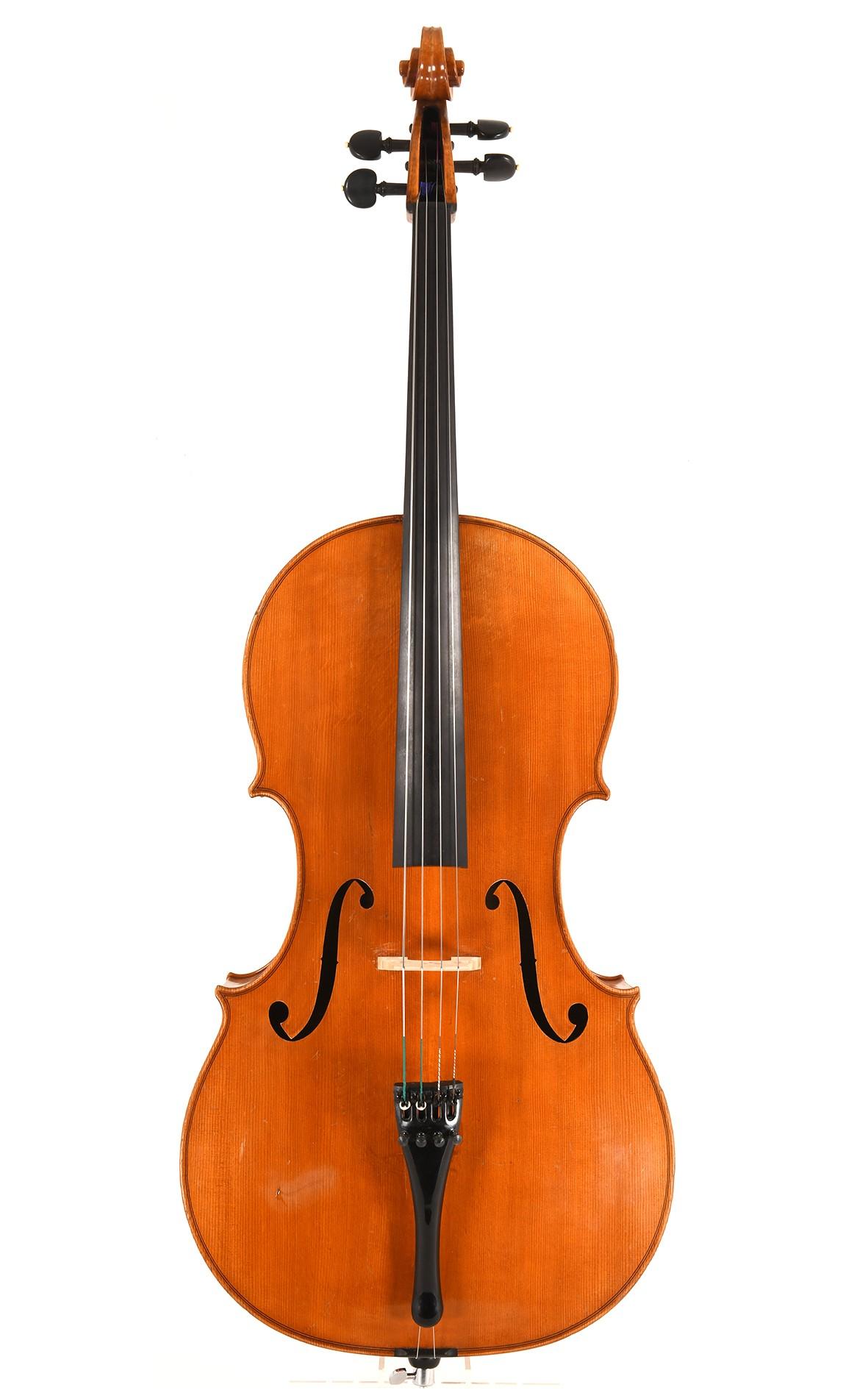 米滕瓦尔德大提琴:布鲁诺-弗朗茨-保卢斯 (Bruno Franz Paulus)
