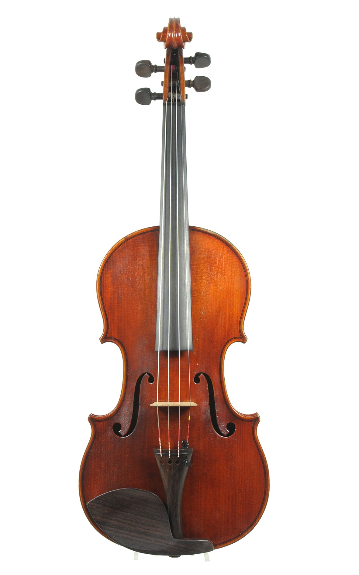 English violin by John K. Empsal 1909