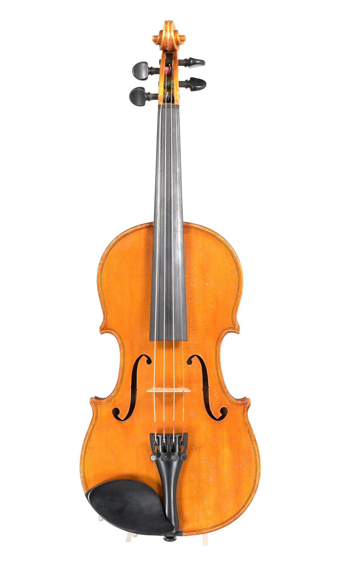 Italian 1/2 violin by Carlo di Citta, 1999