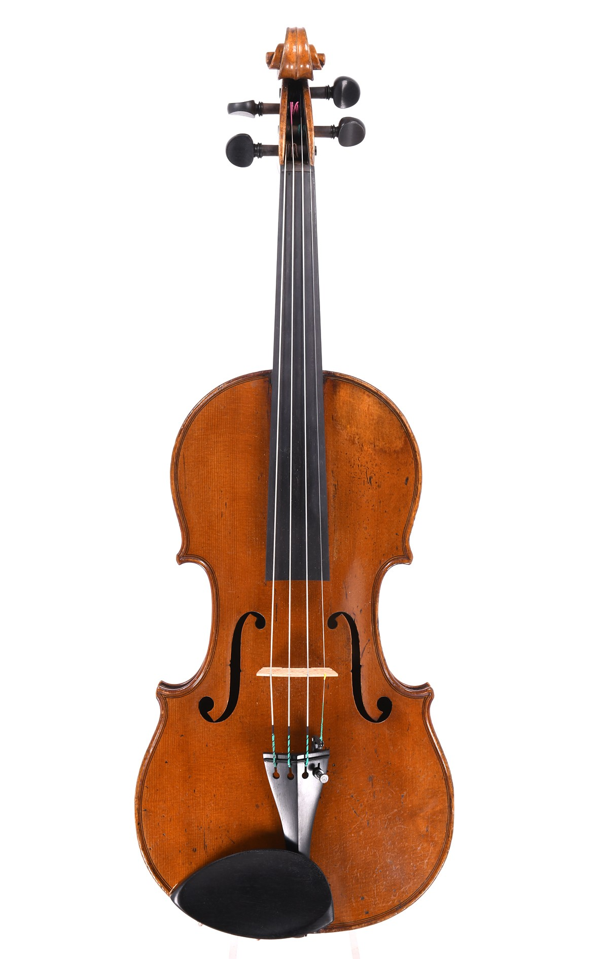 H. Derazey: Feine französische Violine