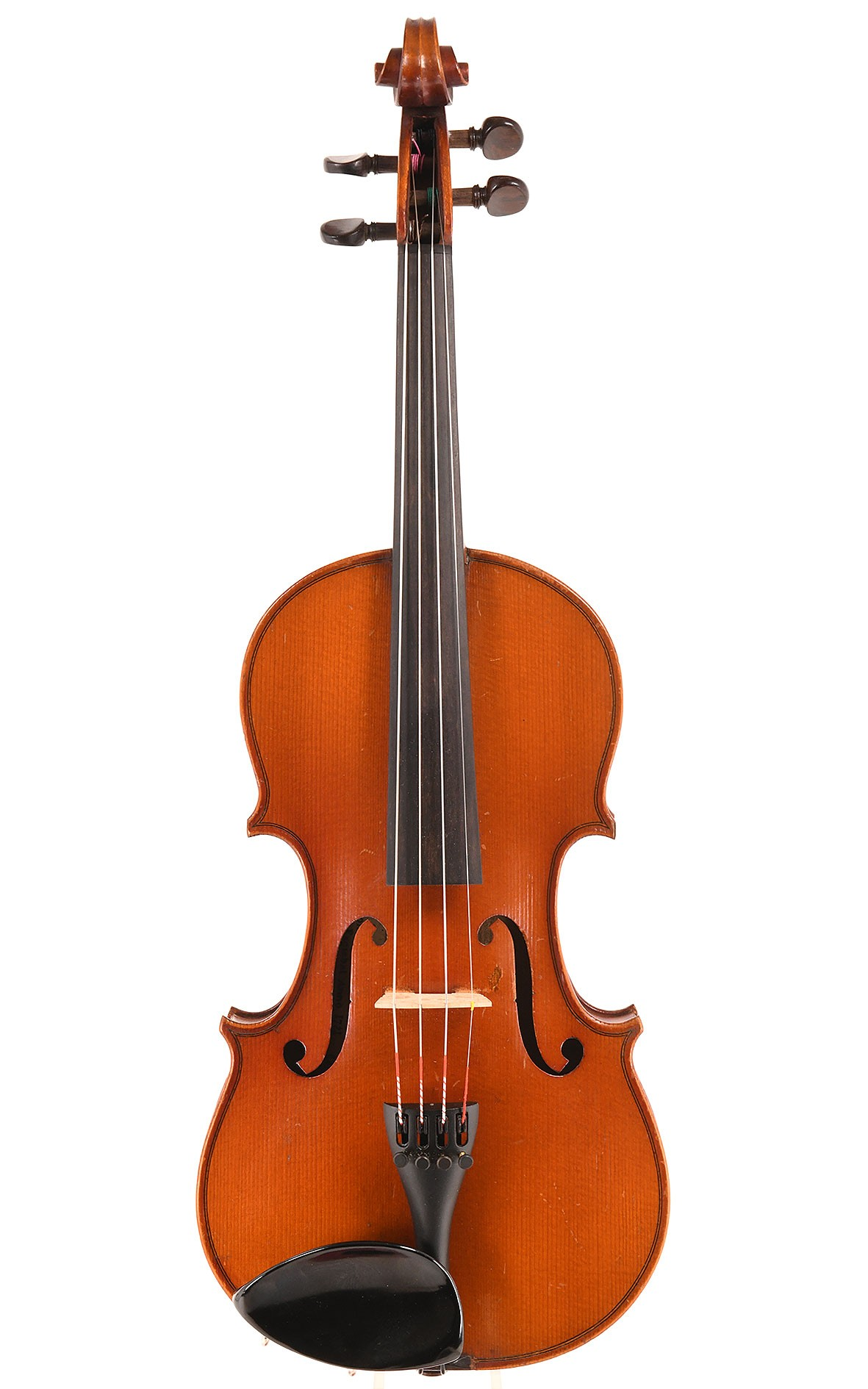 Antike Geige aus Mirecourt, Frankreich - gebaut von J.T.L.