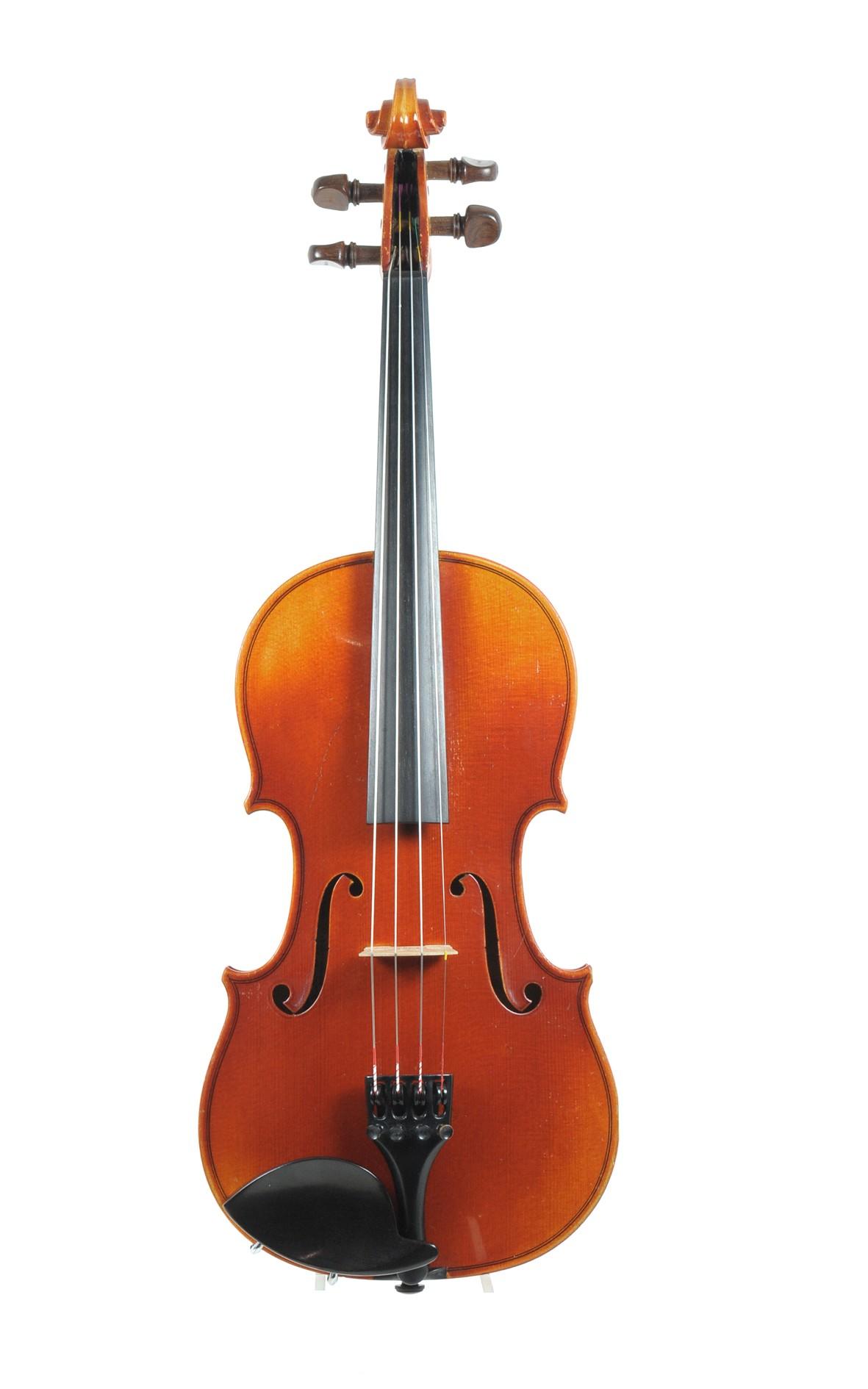 Ernst Heinrich Roth 3/4 violin - top