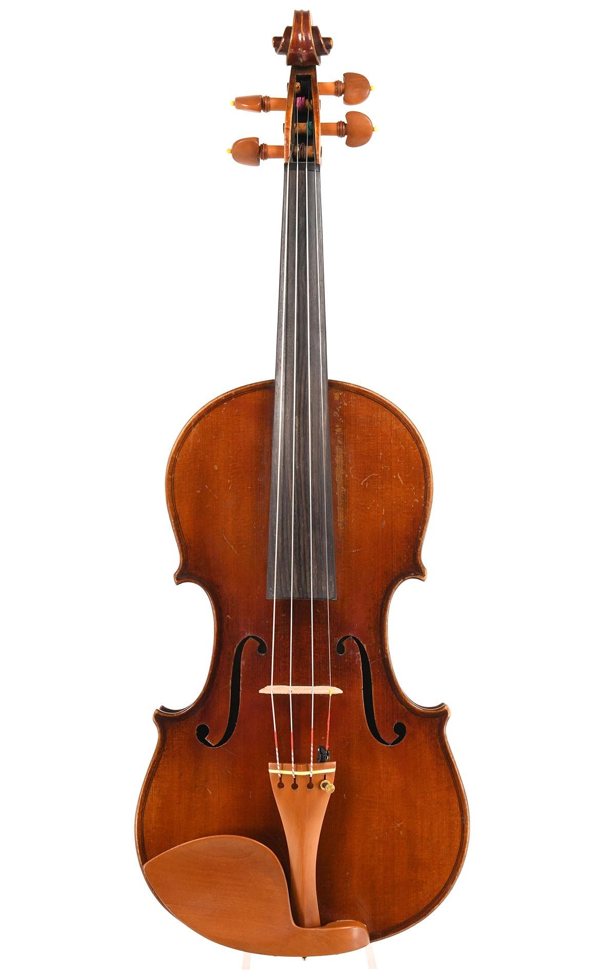 Alte deutshce Geige aus Markneukirchen um 1930