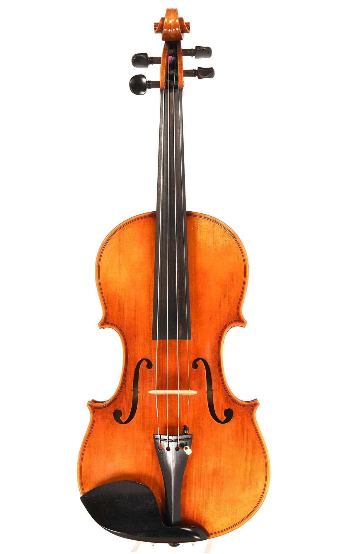 Geige -  nach Stradivari, Werkstattgeige