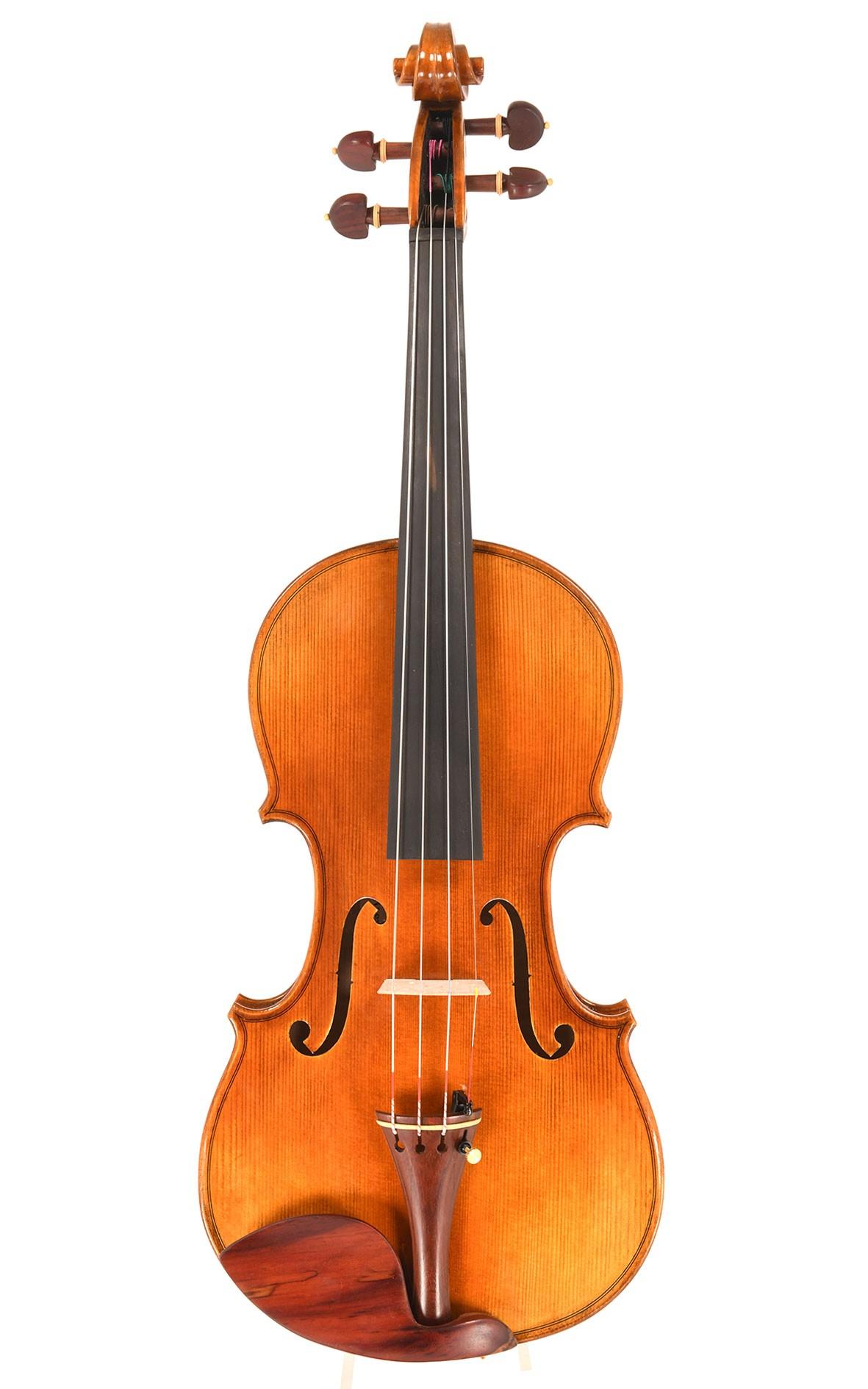 CV Selectio violin opus 12