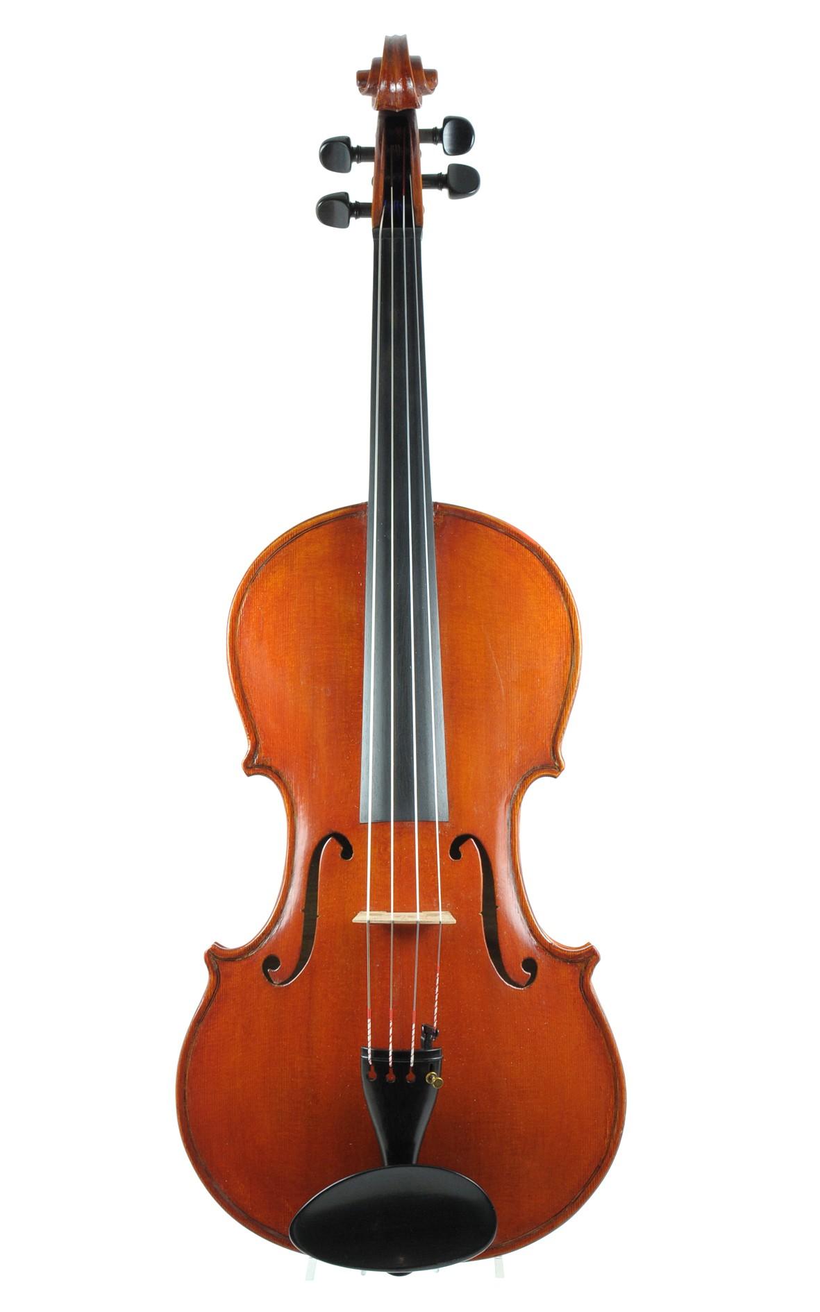 Yngve Akesson, viola 1983 - top