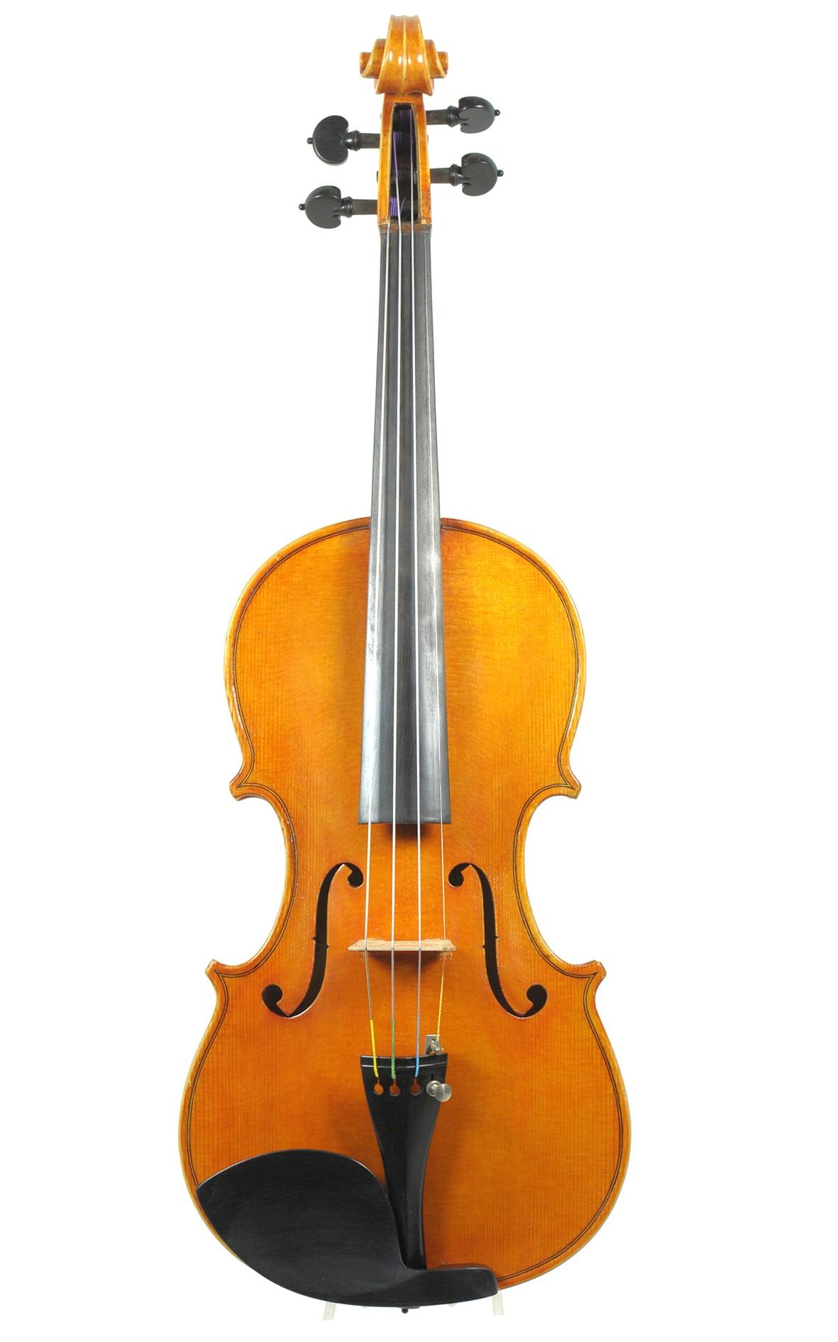 Contemporary Italian violin, G. Martinelli