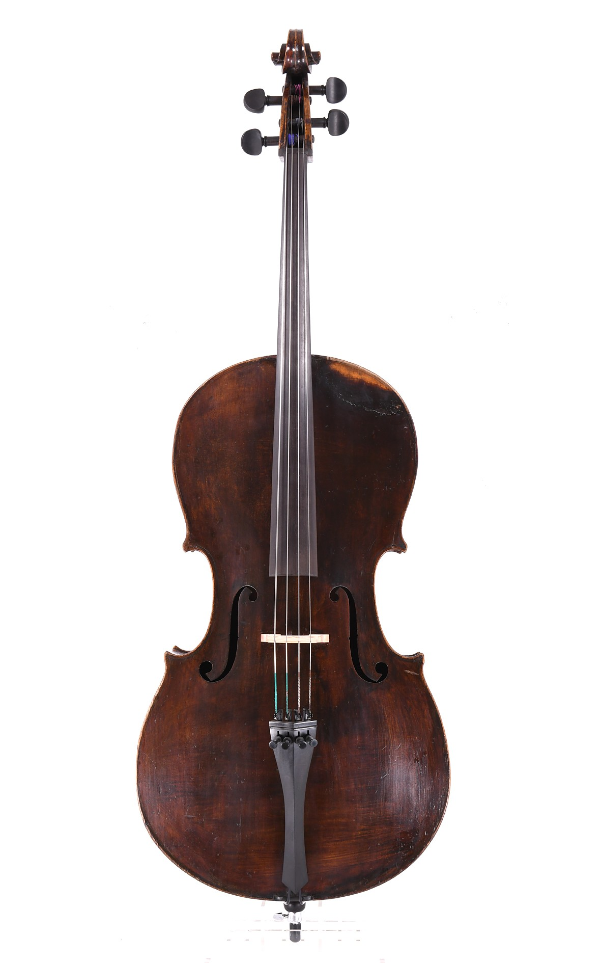 Fine Viennese cello, circa 1800