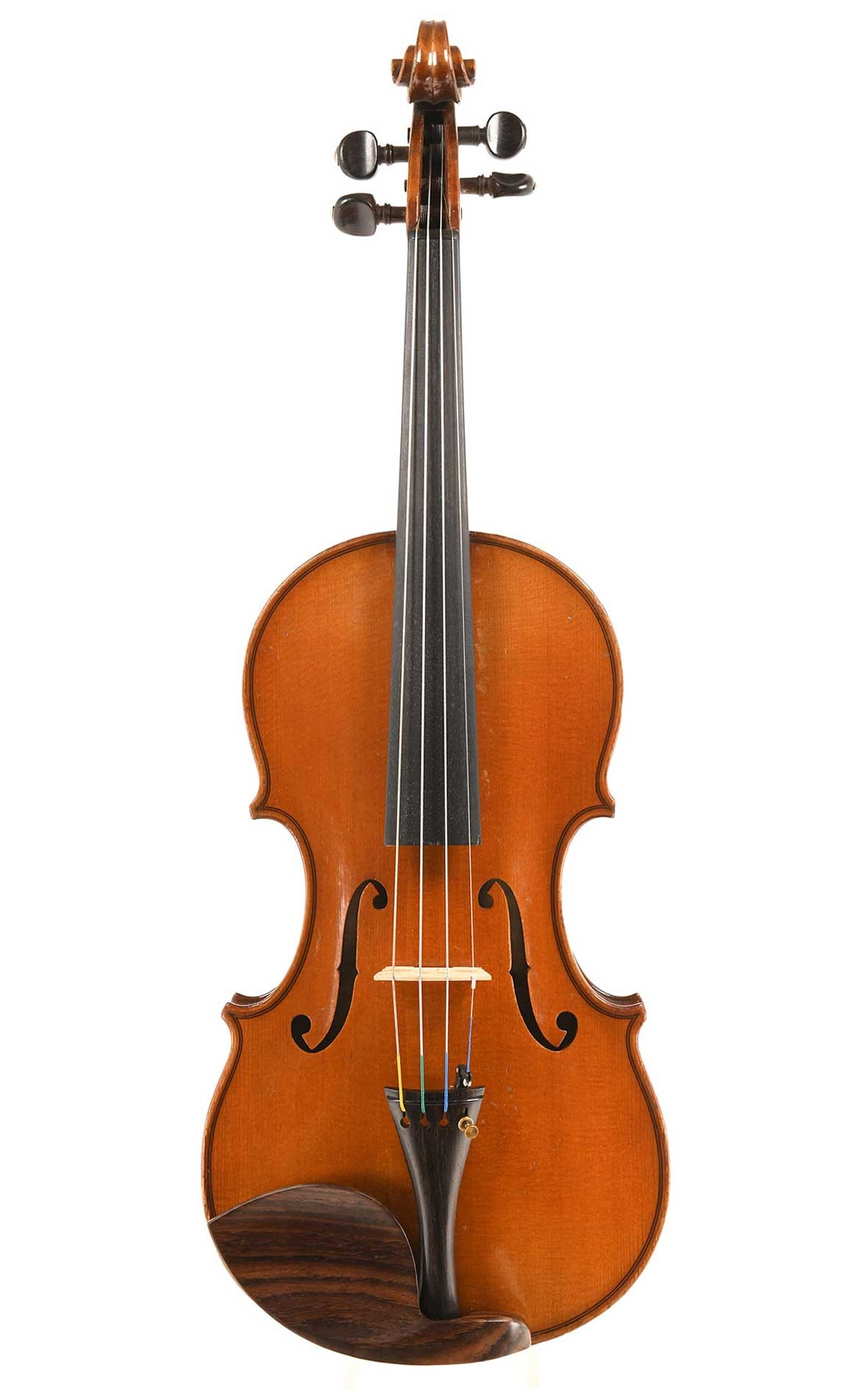 Lucien André Ragot, powerful French violin after Guarneri, c. 1940/1950