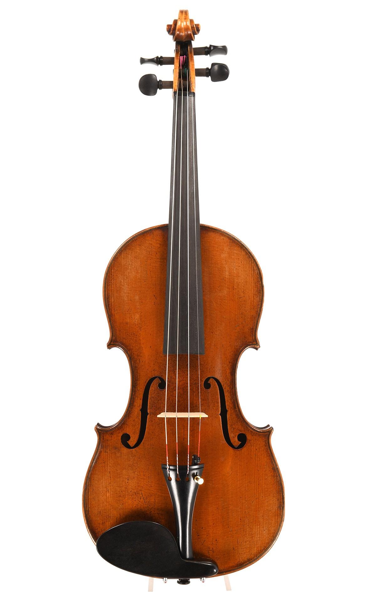 Werkstatt - Geige von E. Martin Sachsen