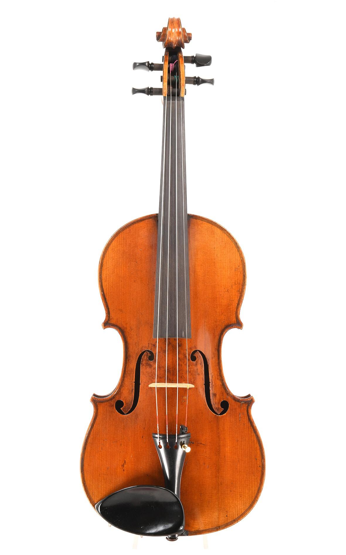 Französische Geige, Jules Grandjon