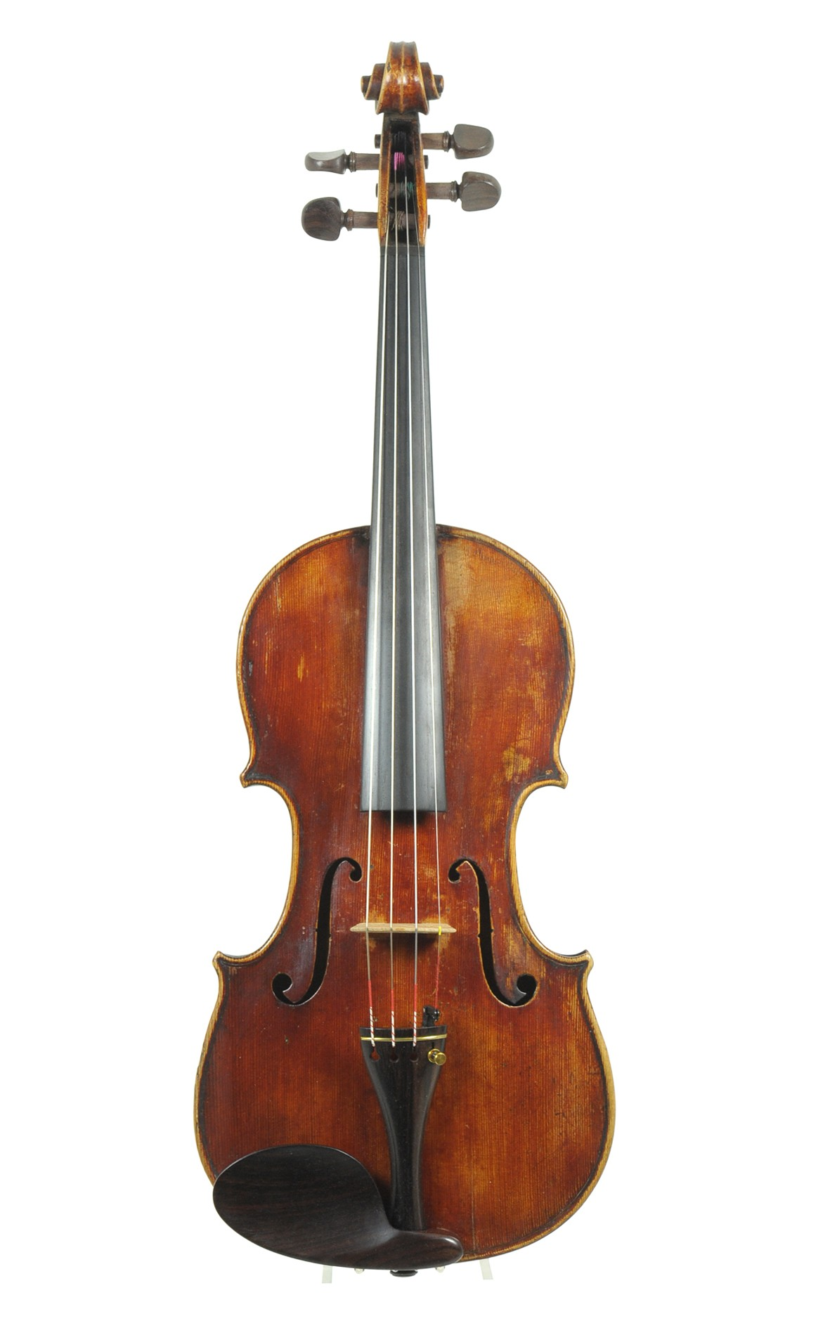 Johann Hornsteiner, Passau, violin dated approximately 1900