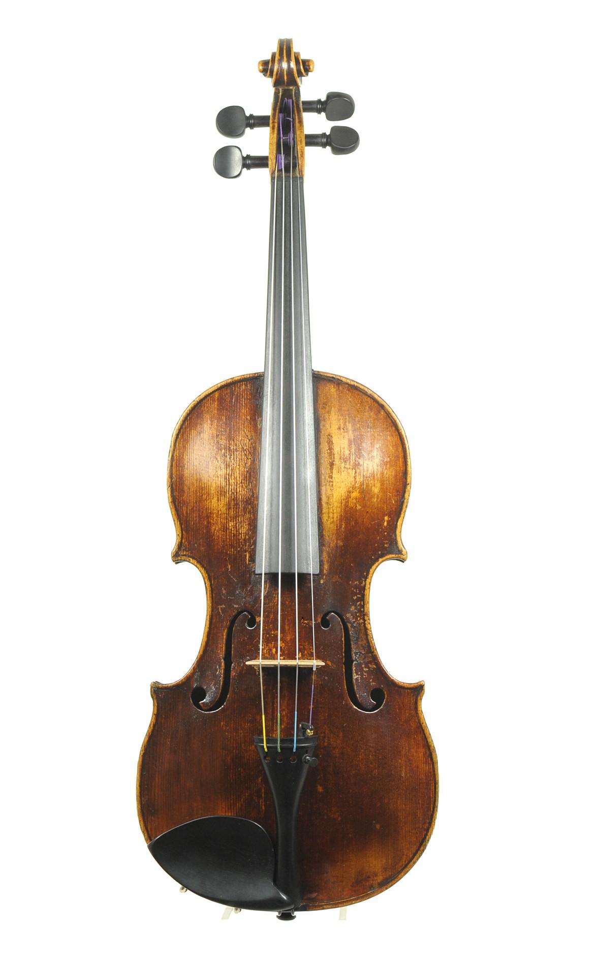 Johann Georg Leeb, Preßburg, 1786 - Geigen Decke