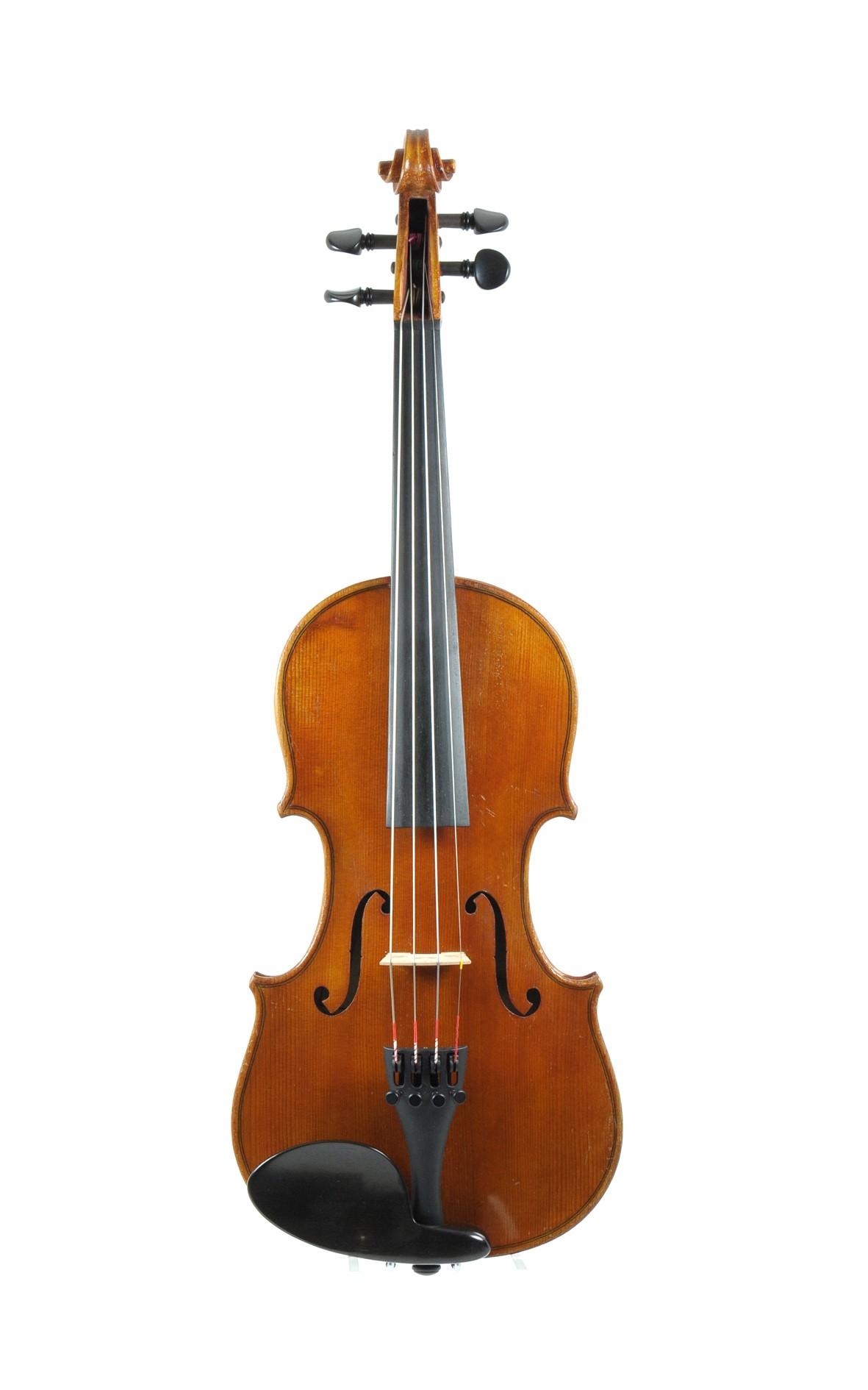German 1/2 violin, Mollenhauer & Söhne, Fulda
