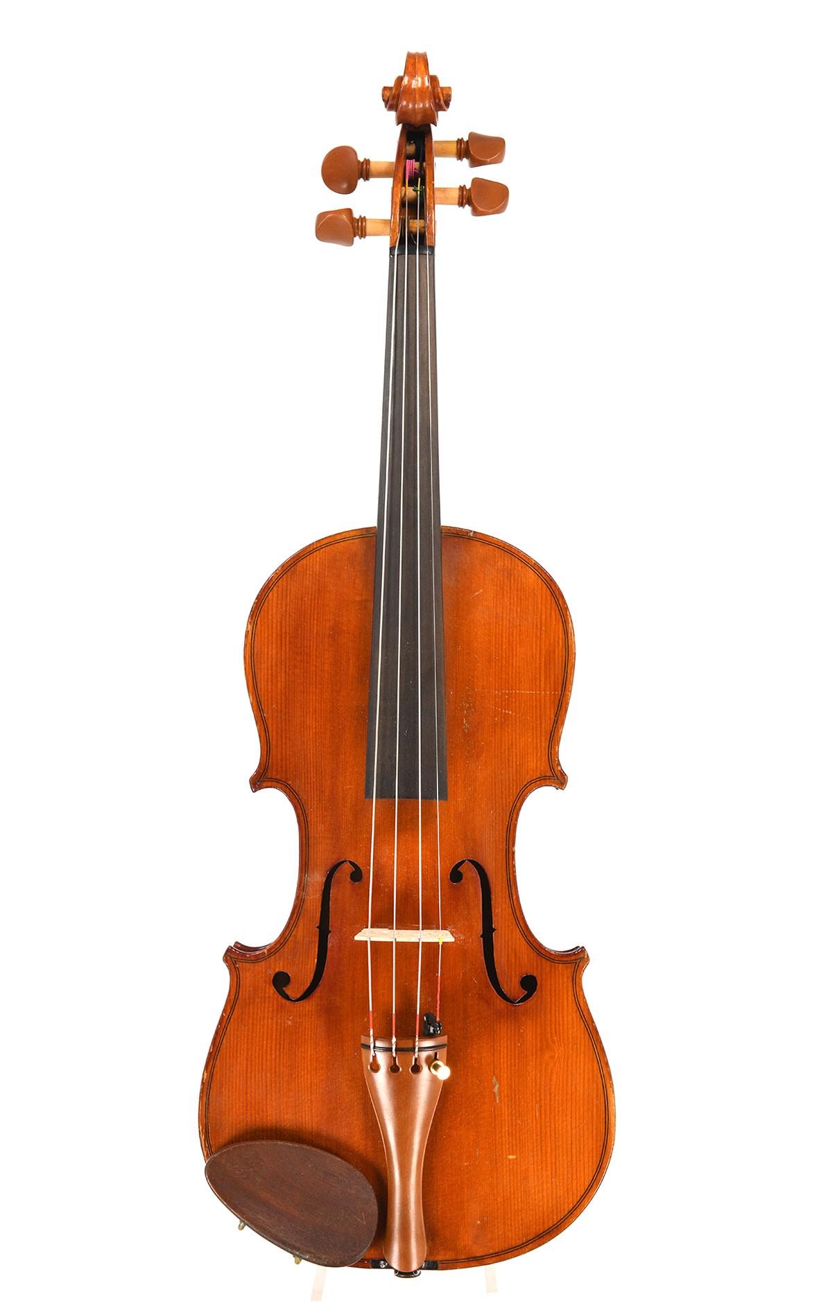 Mittenwalder 3/4 Geige von J. A. Baader