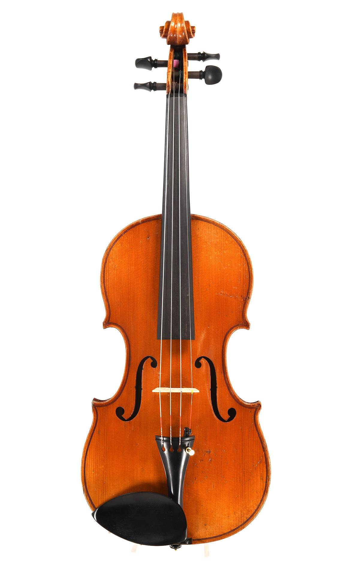 G. Fournier: Antike französische Geige aus Mirecourt