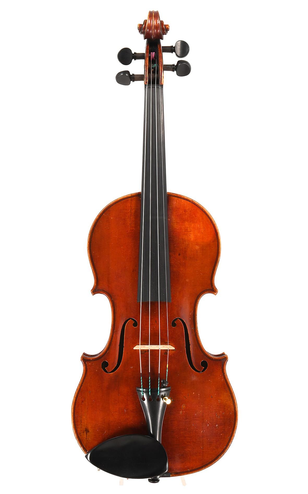 Pierre Joseph Hel Violine