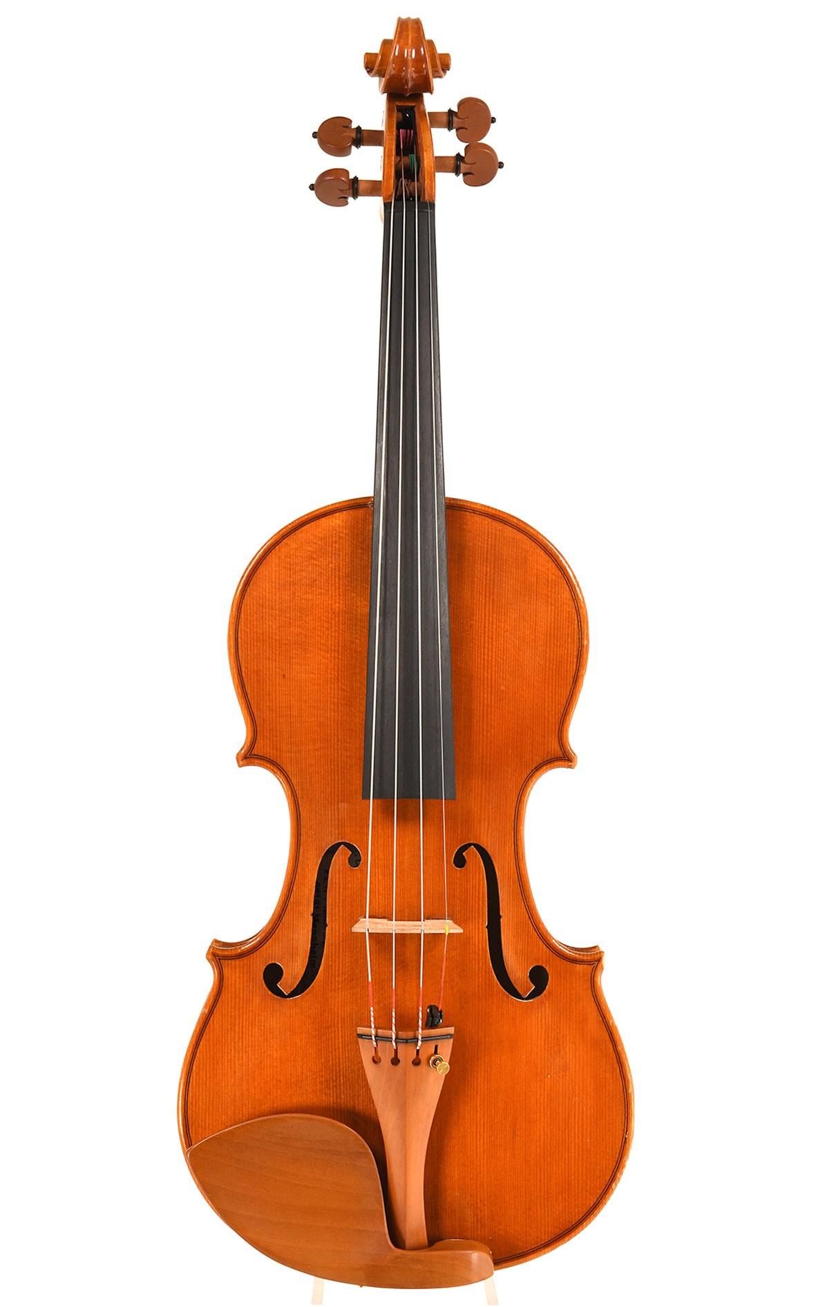 Violin in the Cremonese tradition of Antonio Stradivarius