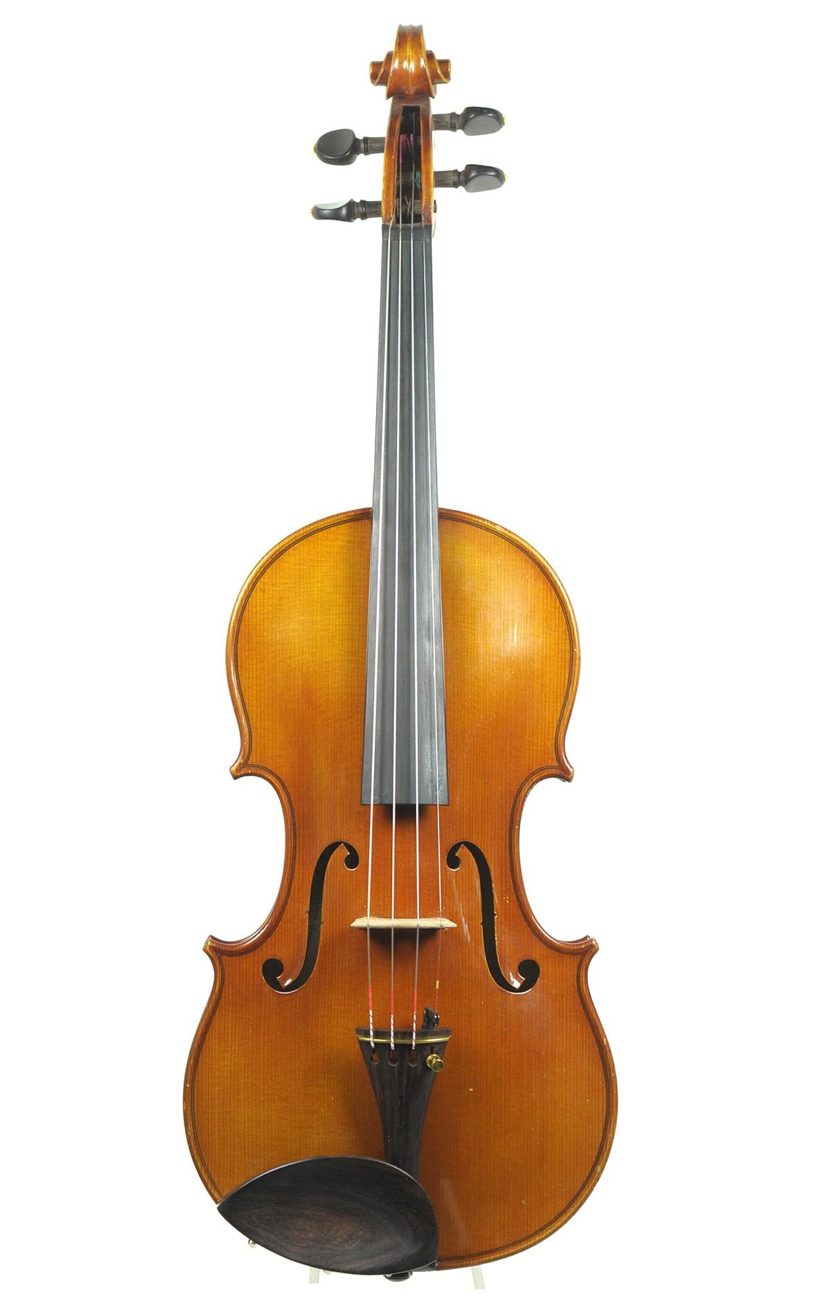 Fine French violin, Andre Coinus, Mirecourt 1927