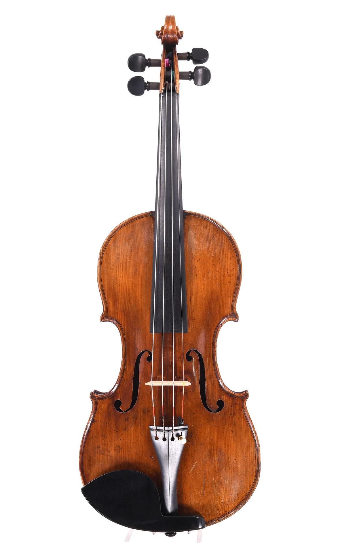 Eugene John Albert, Philadelphia - Violin maker