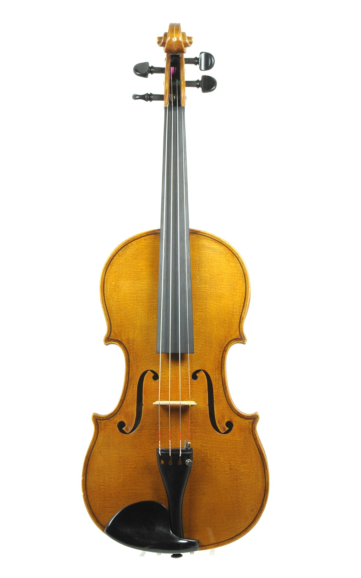One of the last violins from the Hopf GDR-workshop