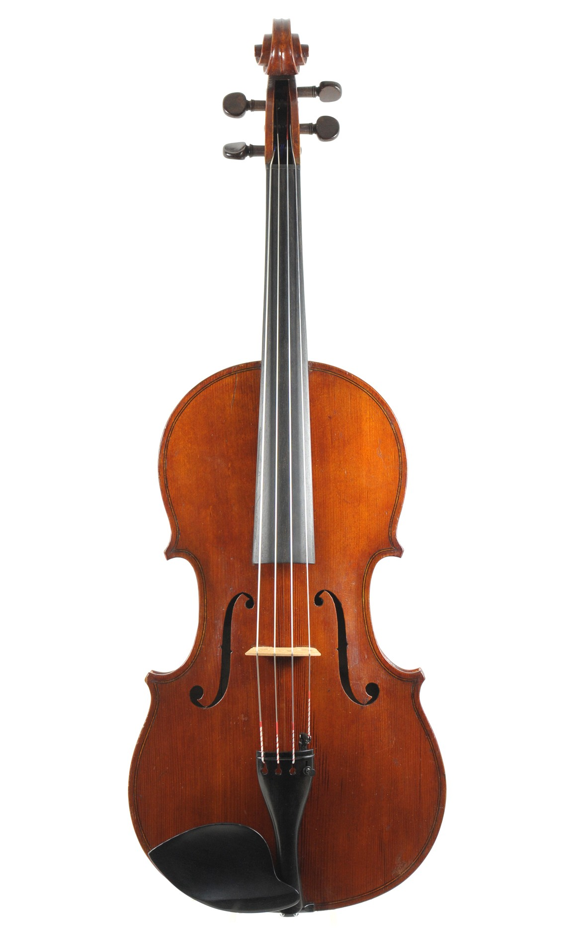 English viola with a large sound