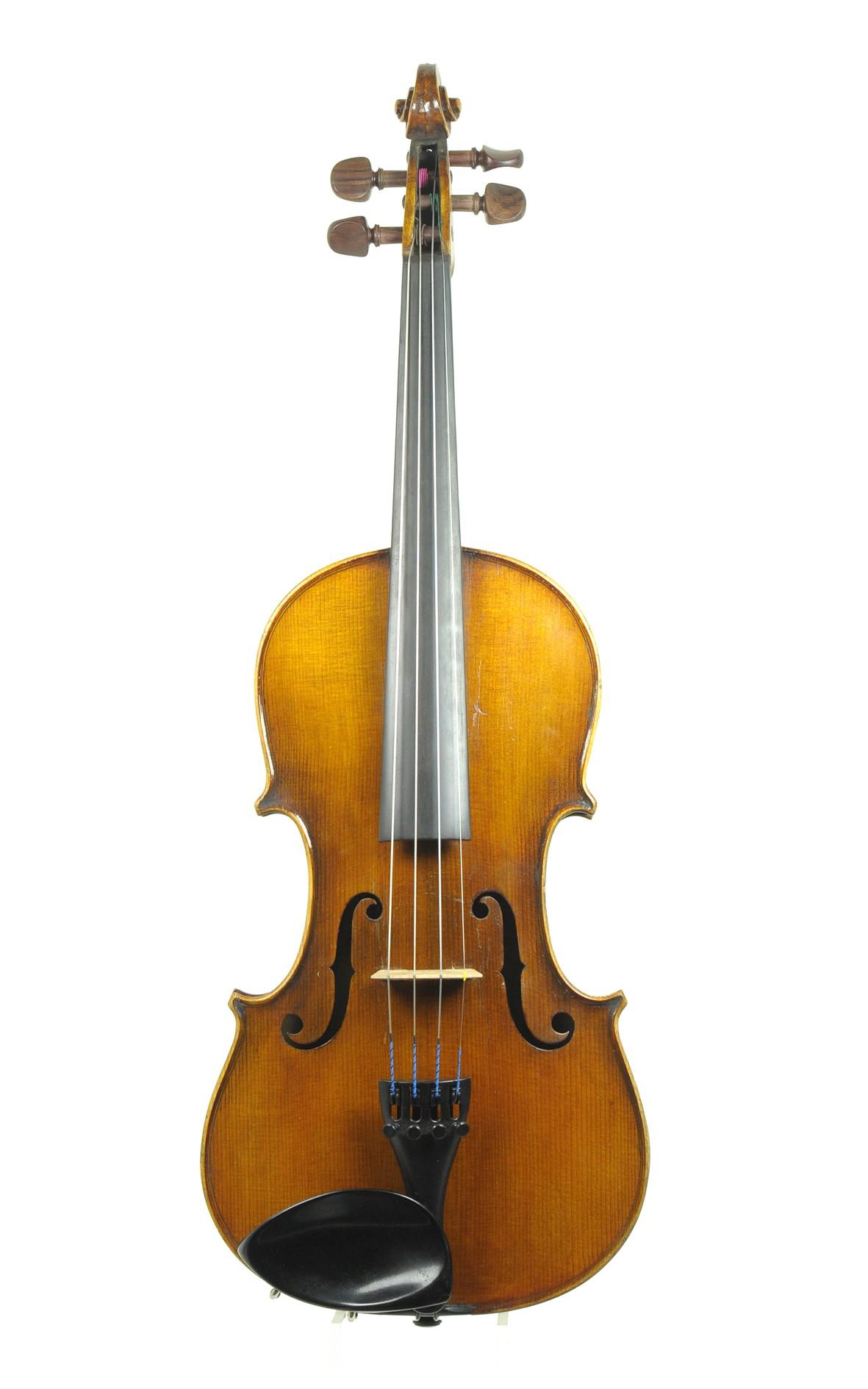 German violin after Da Salo, approx. 1920