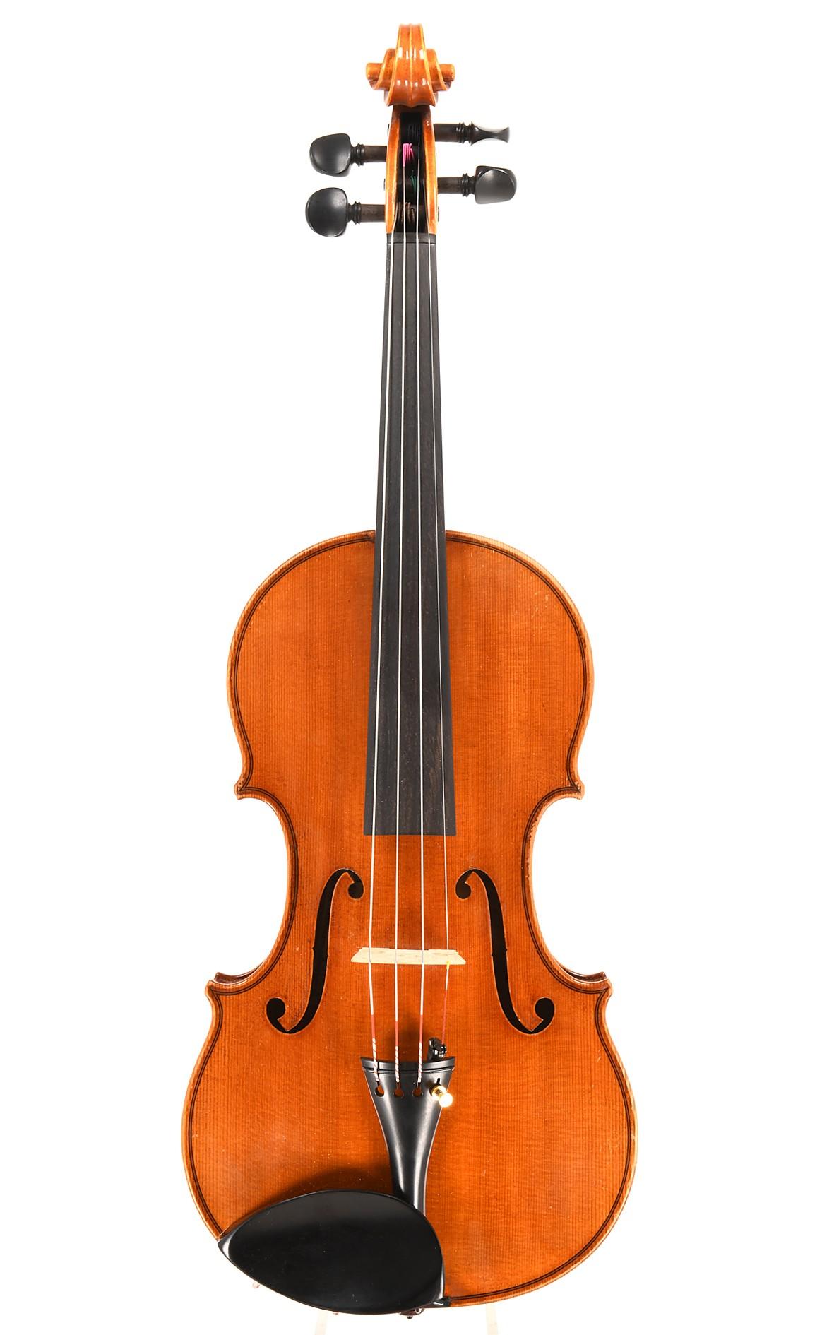 Violin by Wenzl Fuchs, Erlangen