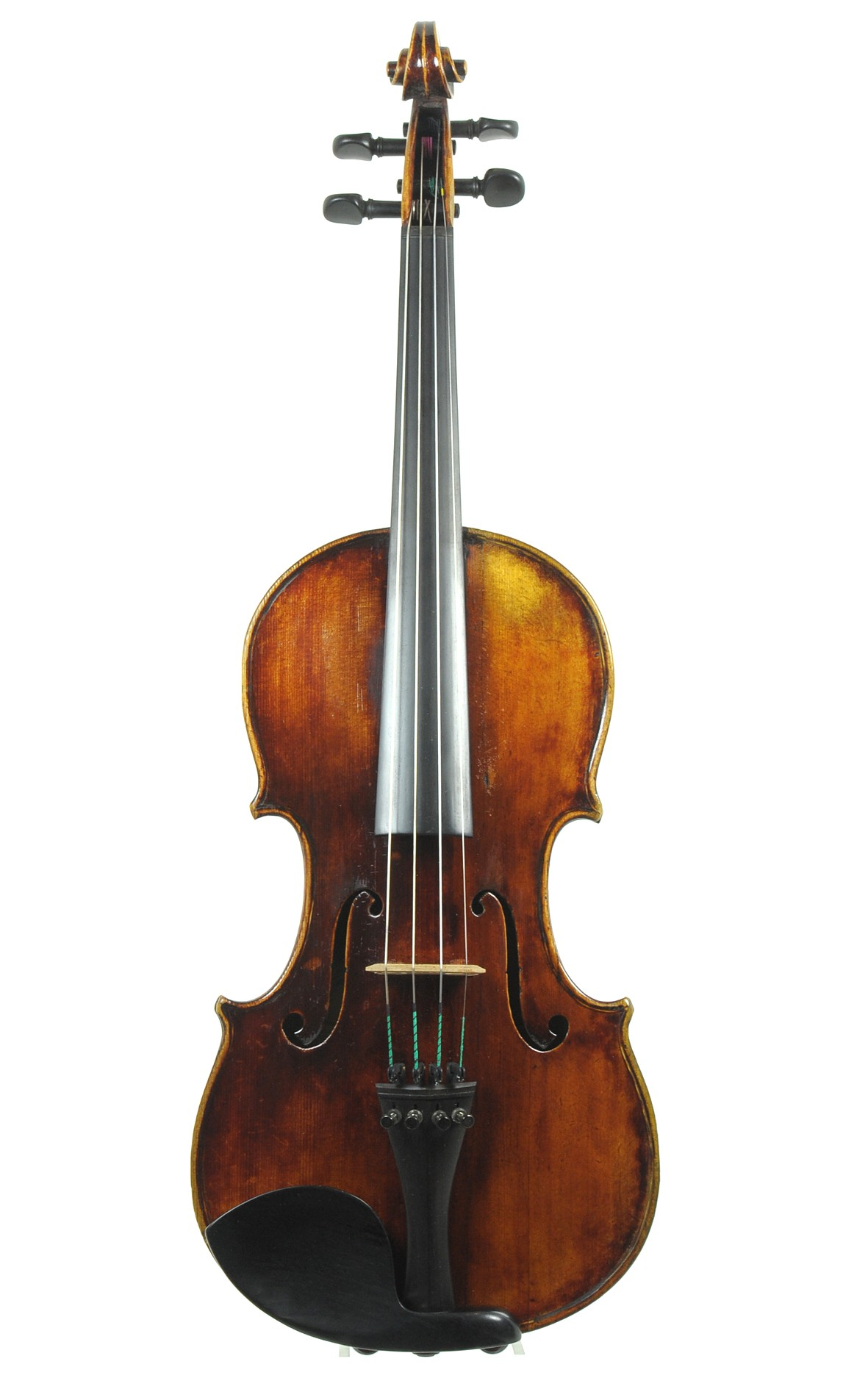 Violin by Simon Kriner, Mittenwald, 1820 - top