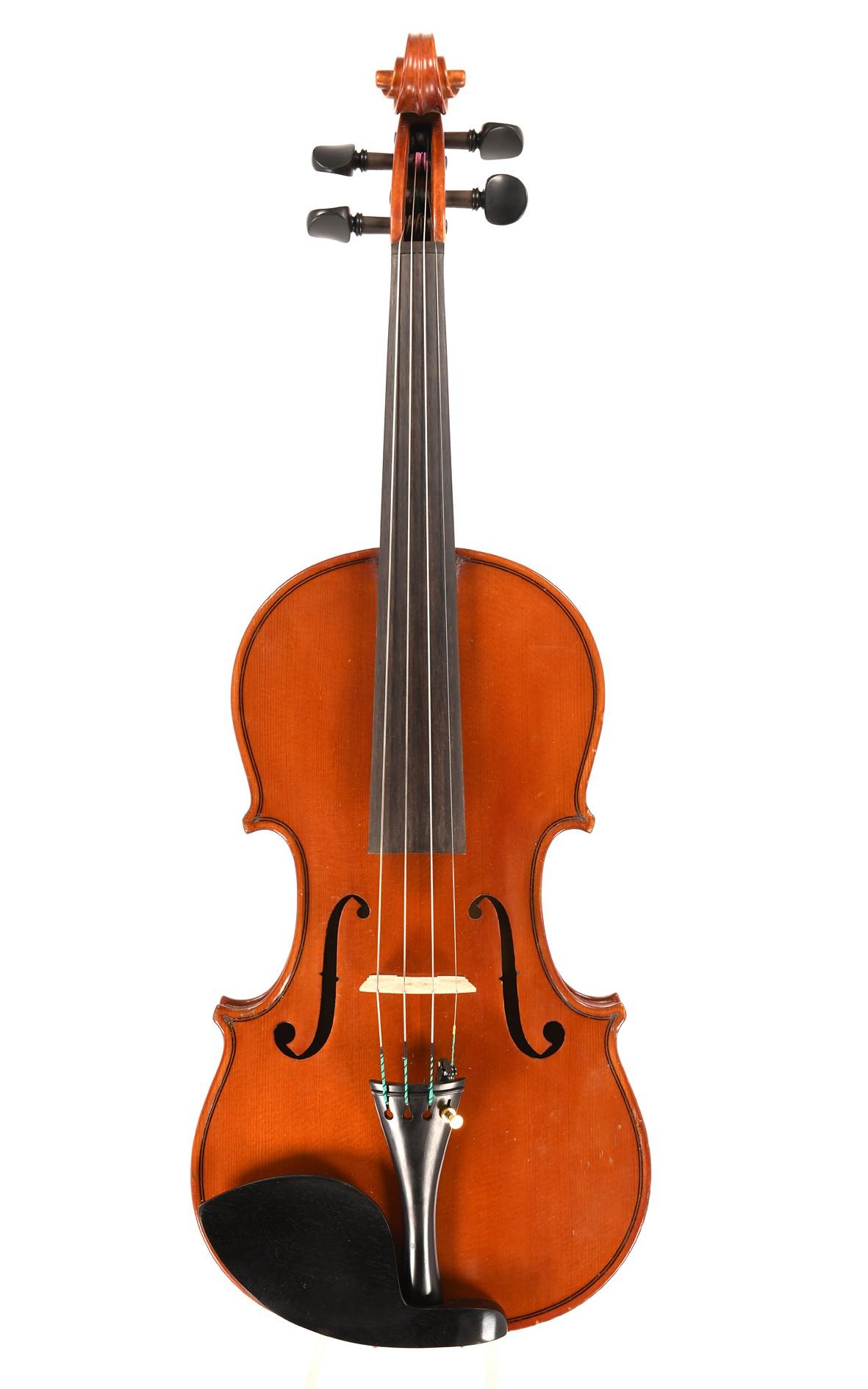 Italian violin by Luigi Mozzani, Bologna