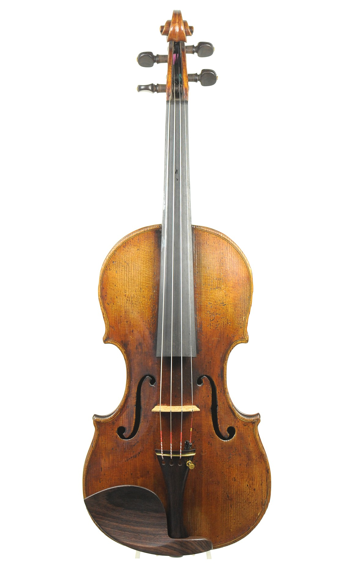German master violin, Michele Deconet copy - spruce top